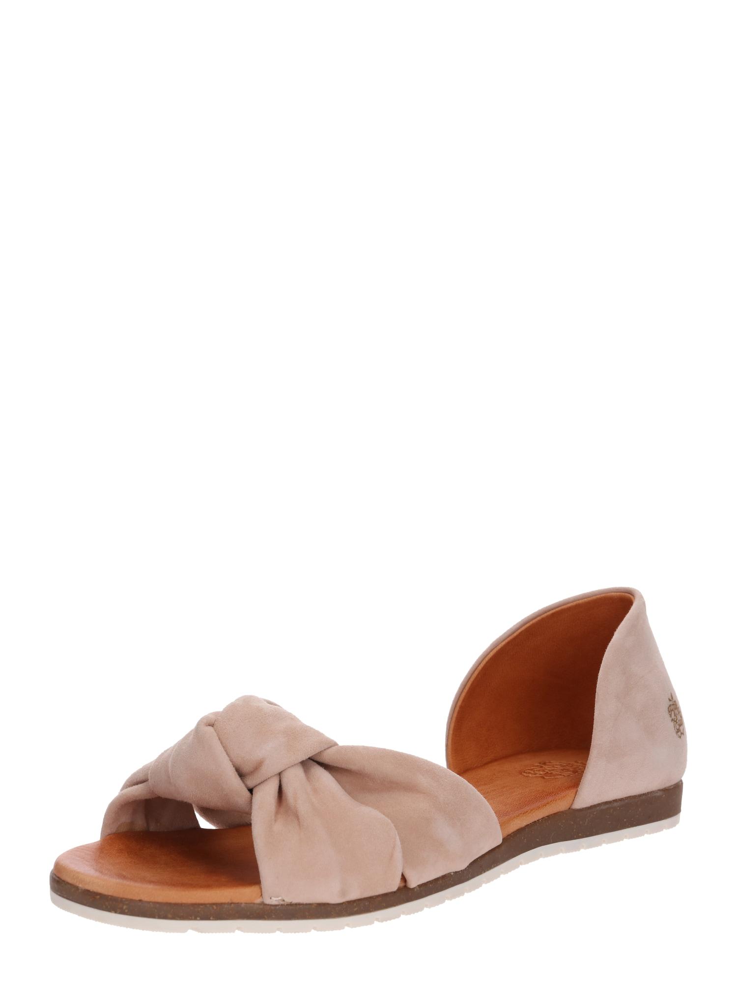 Sandály Chelsea béžová tělová Apple Of Eden