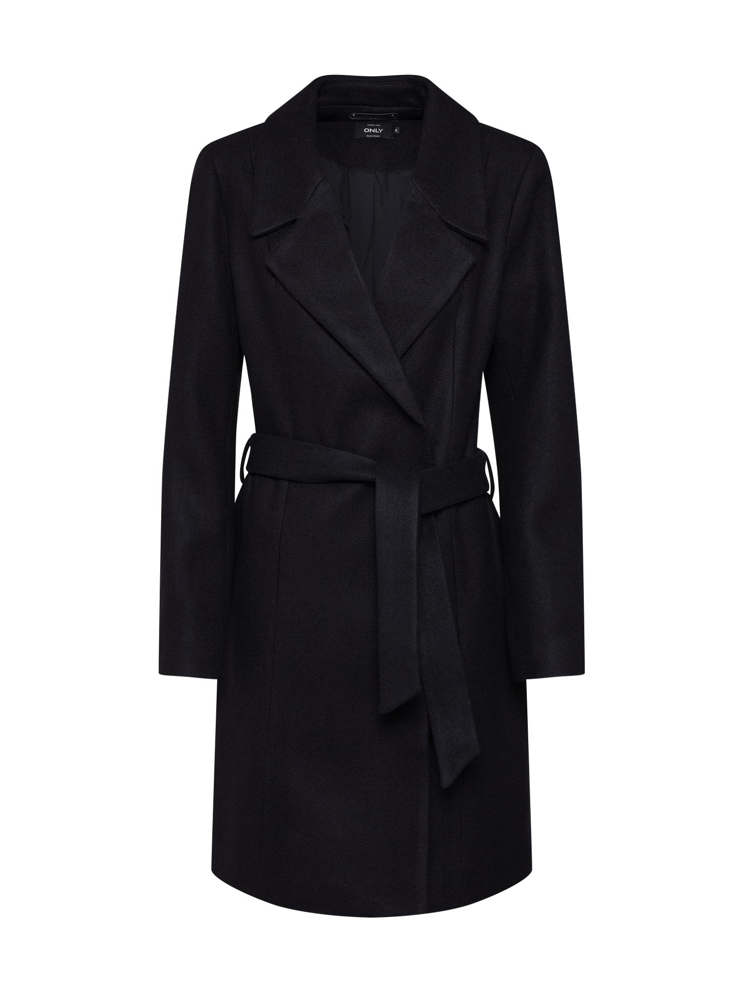 Zimní kabát REGINA černá ONLY
