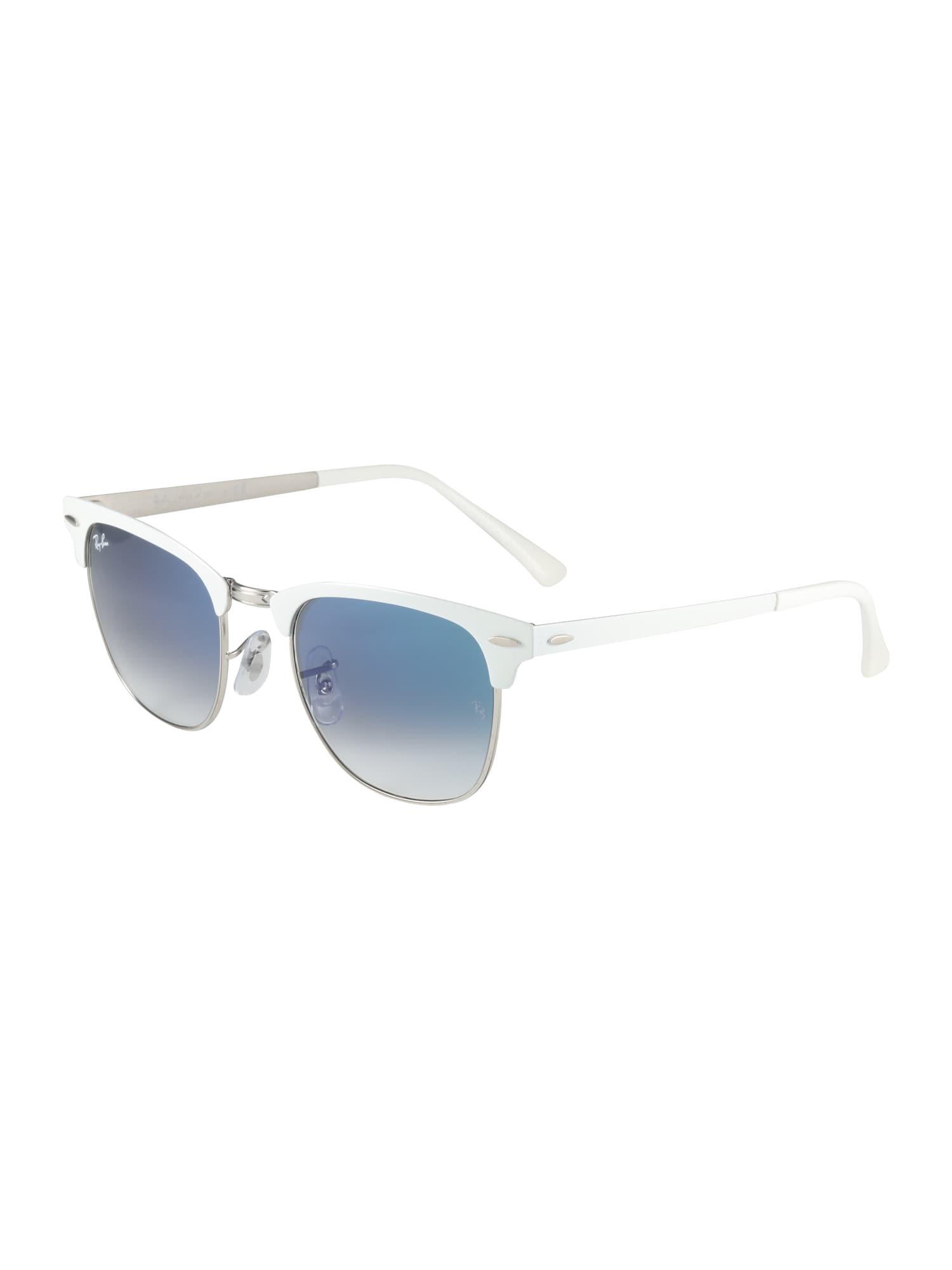 Sluneční brýle RB3716 modrá průhledná Ray-Ban
