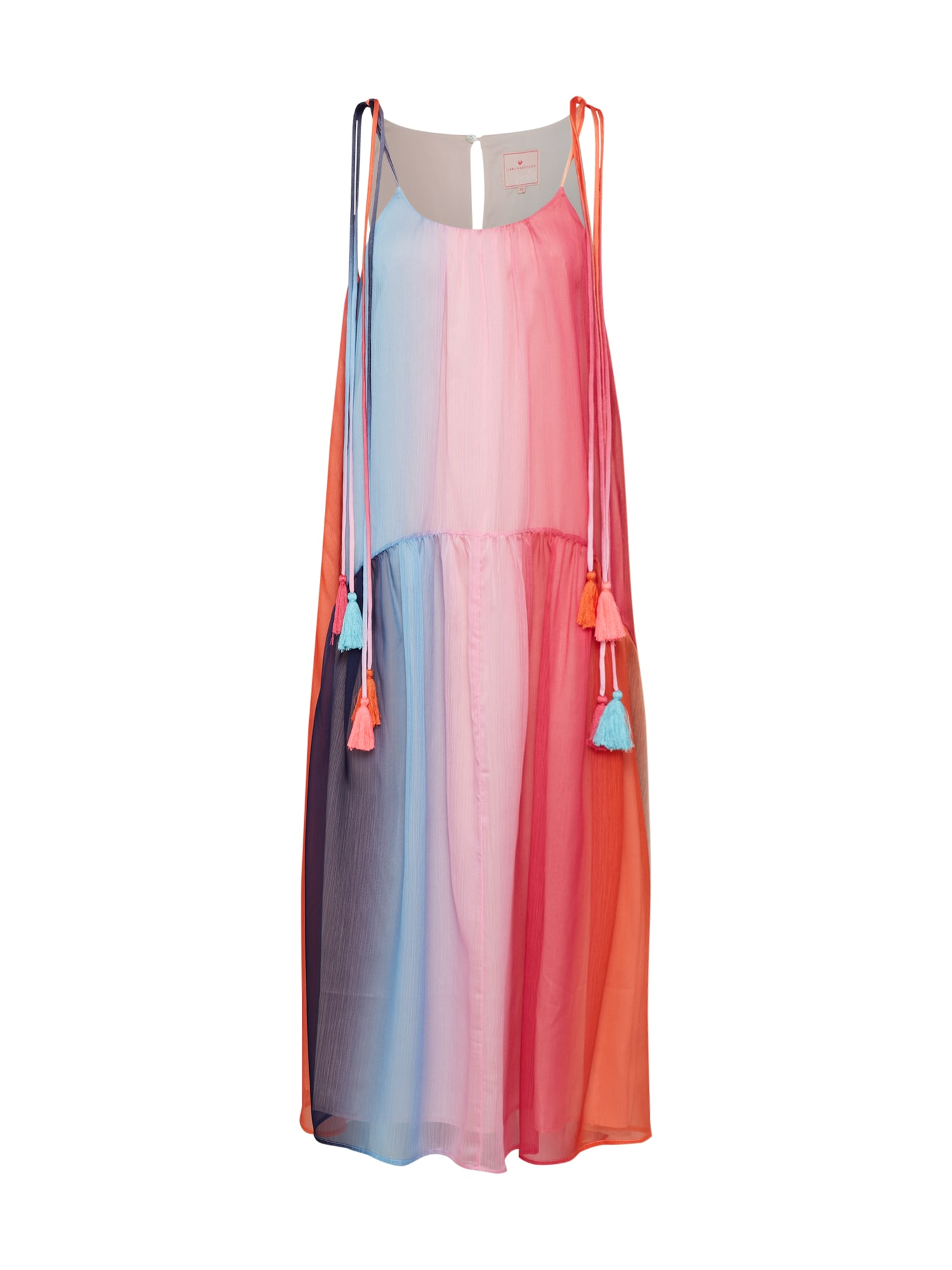 Letní šaty RosalynnK mix barev LIEBLINGSSTÜCK