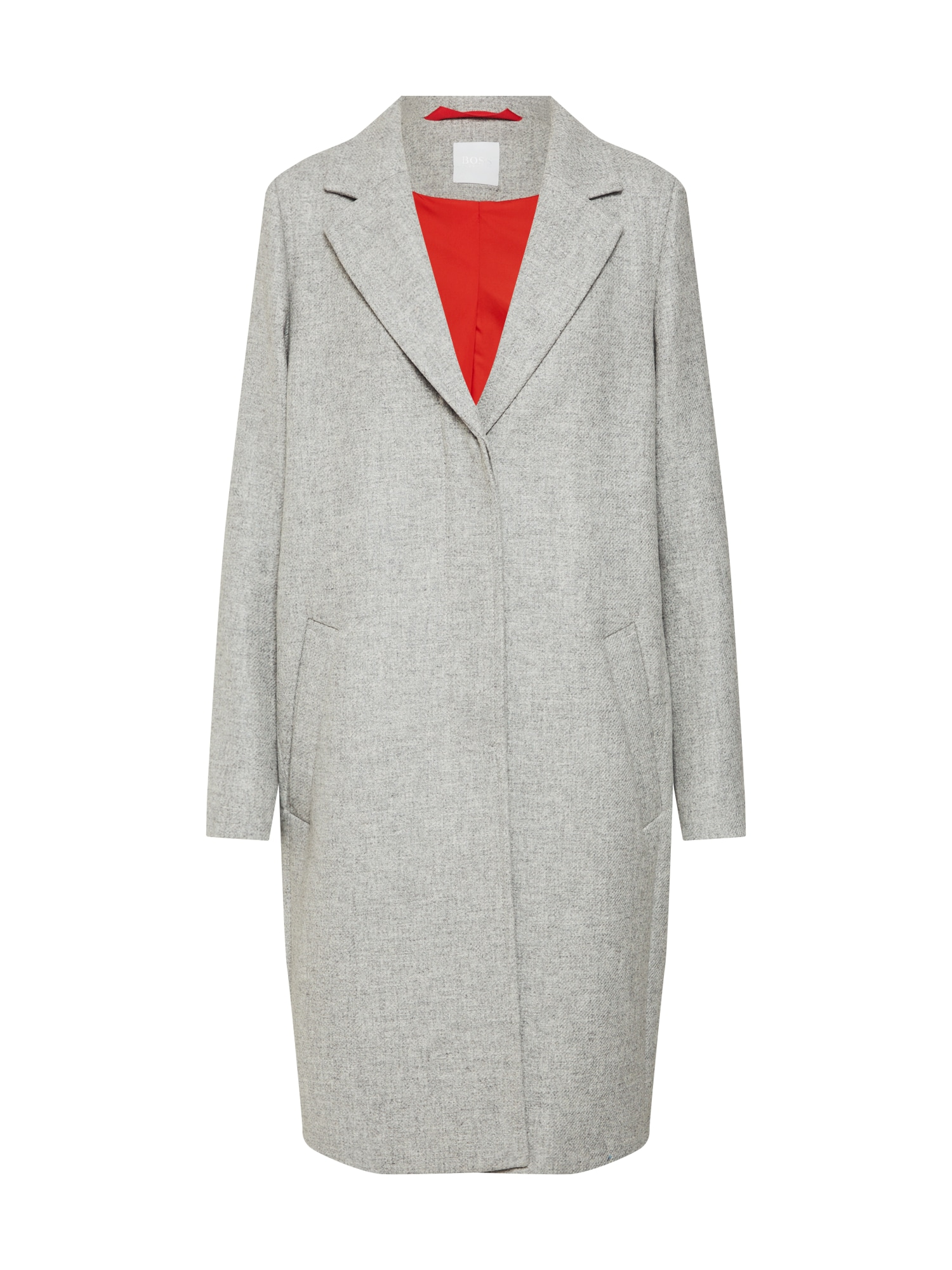 Přechodný kabát Oluise šedá BOSS