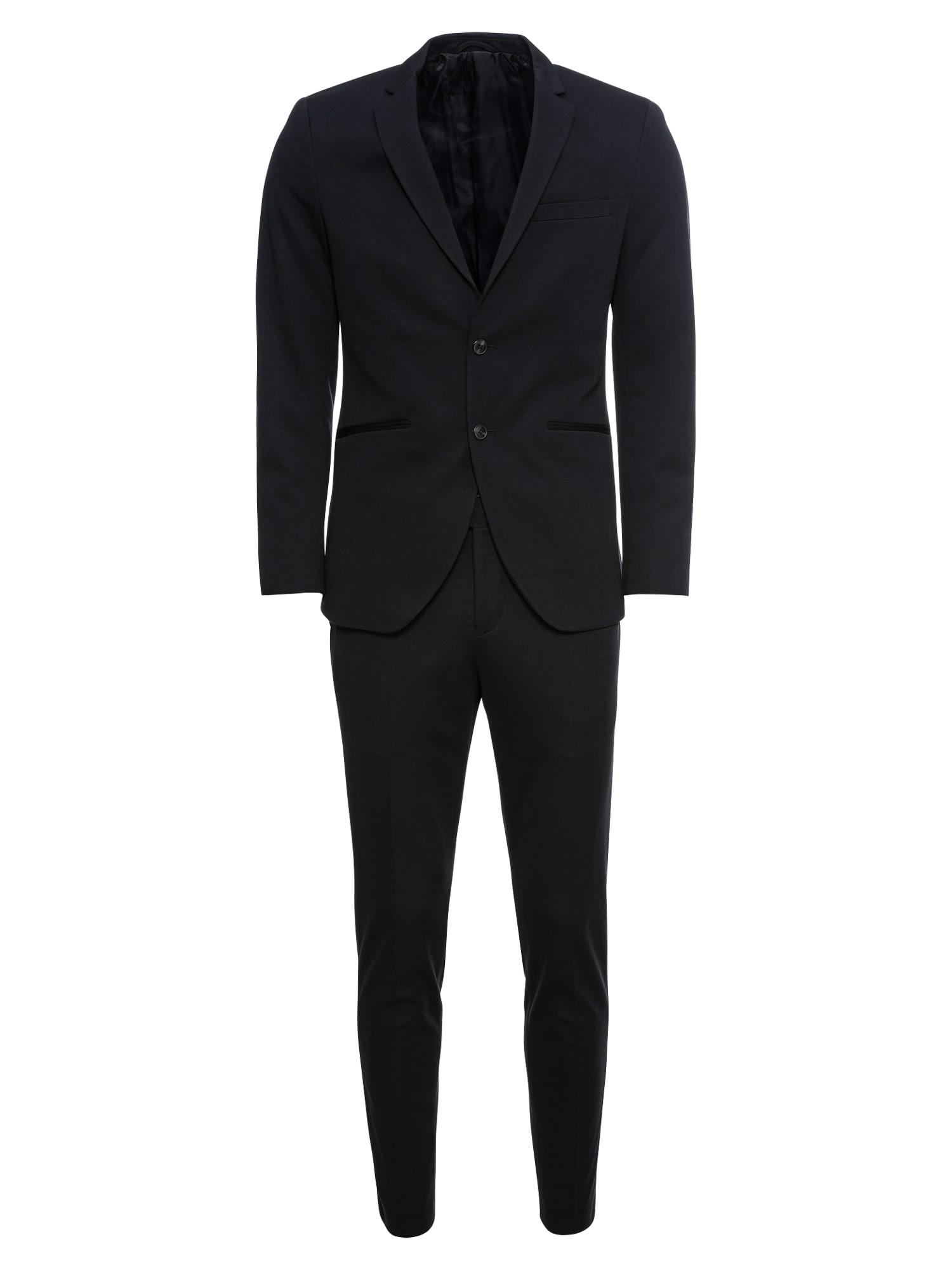 Oblek JPRSteven černá JACK & JONES