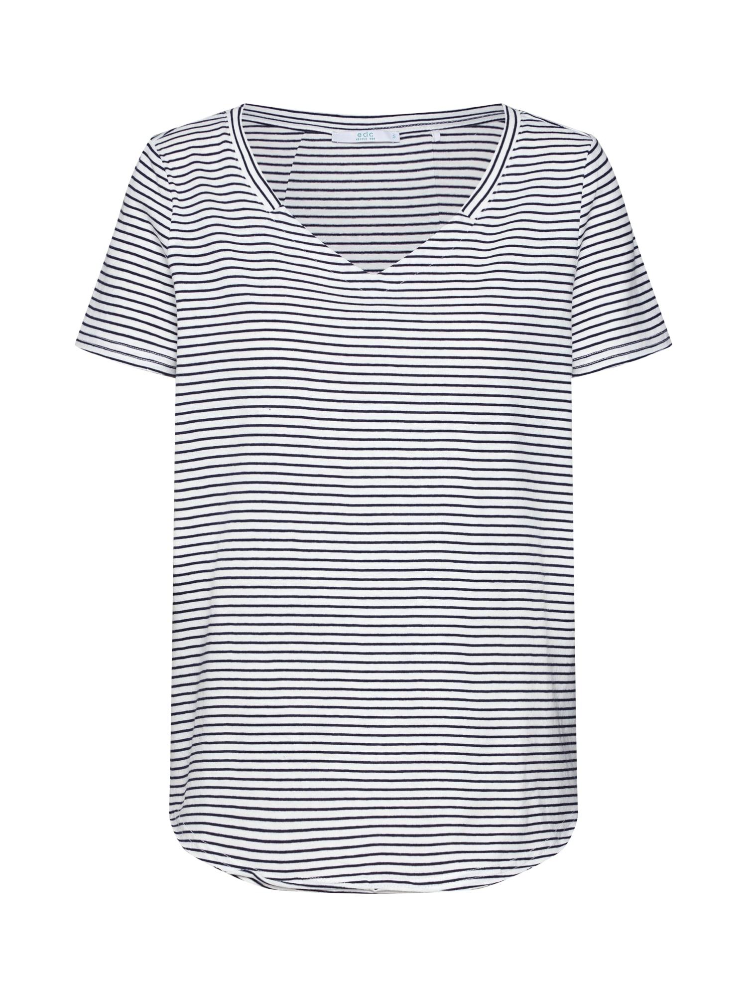 Tričko OCS námořnická modř EDC BY ESPRIT