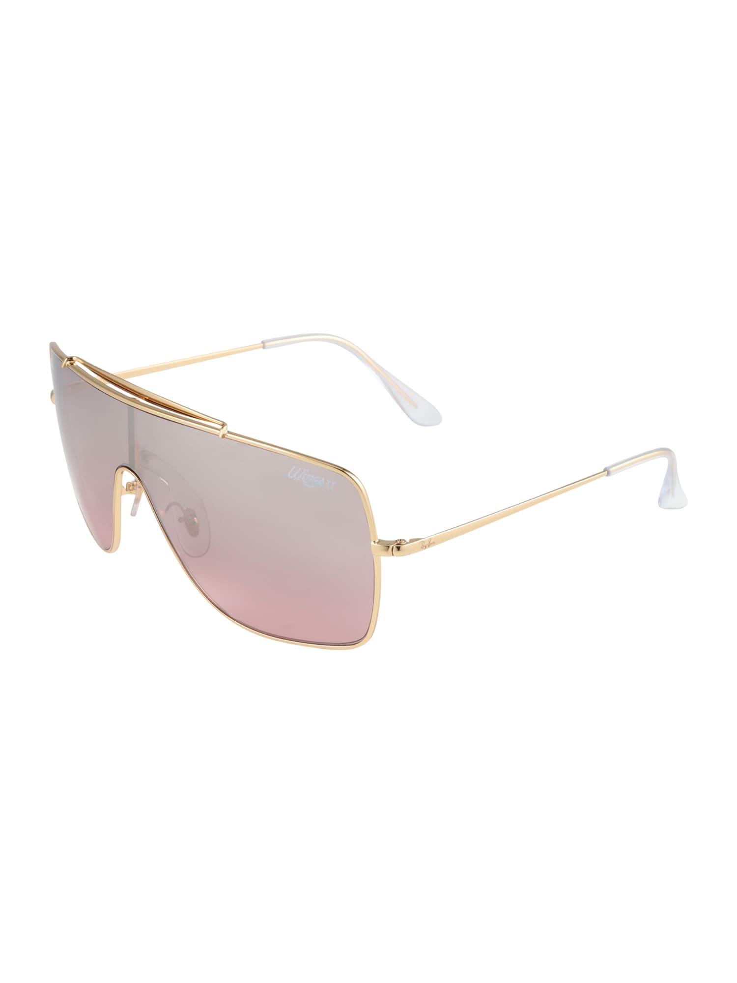 Sluneční brýle WINGS II zlatá Ray-Ban