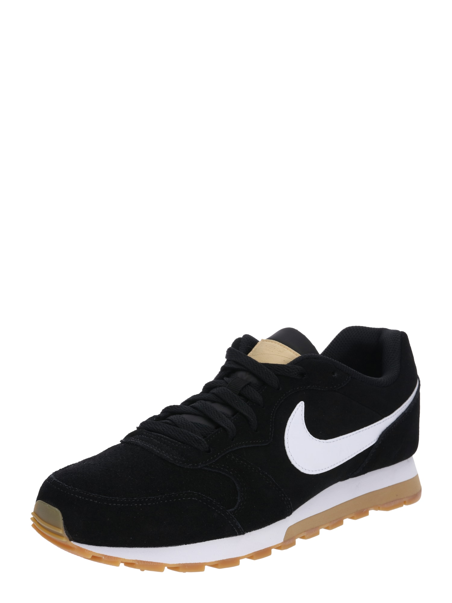 Tenisky MD Runner 2 Suede černá bílá Nike Sportswear