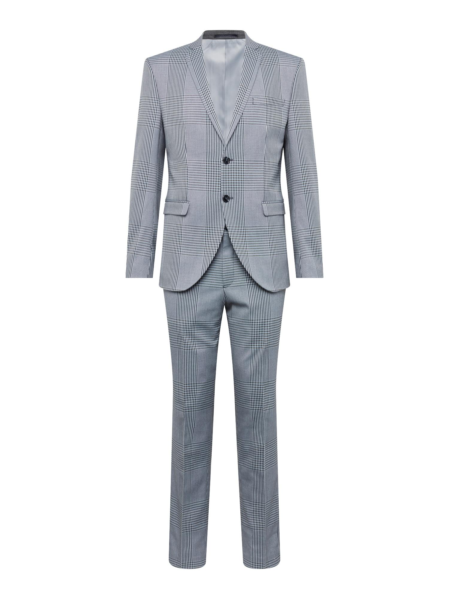 Oblek JPRFORCE světle šedá JACK & JONES