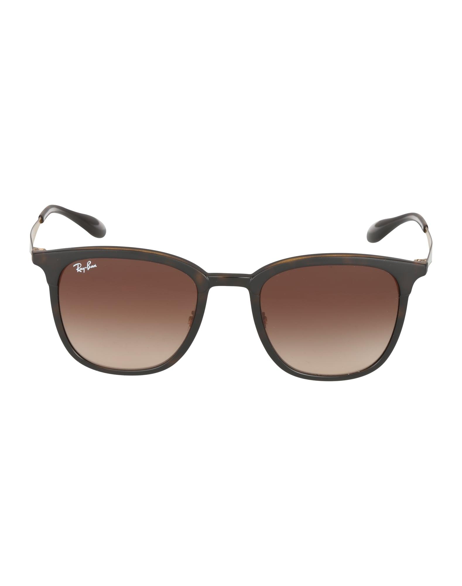 Ray-Ban Sluneční brýle  béžová / hnědá