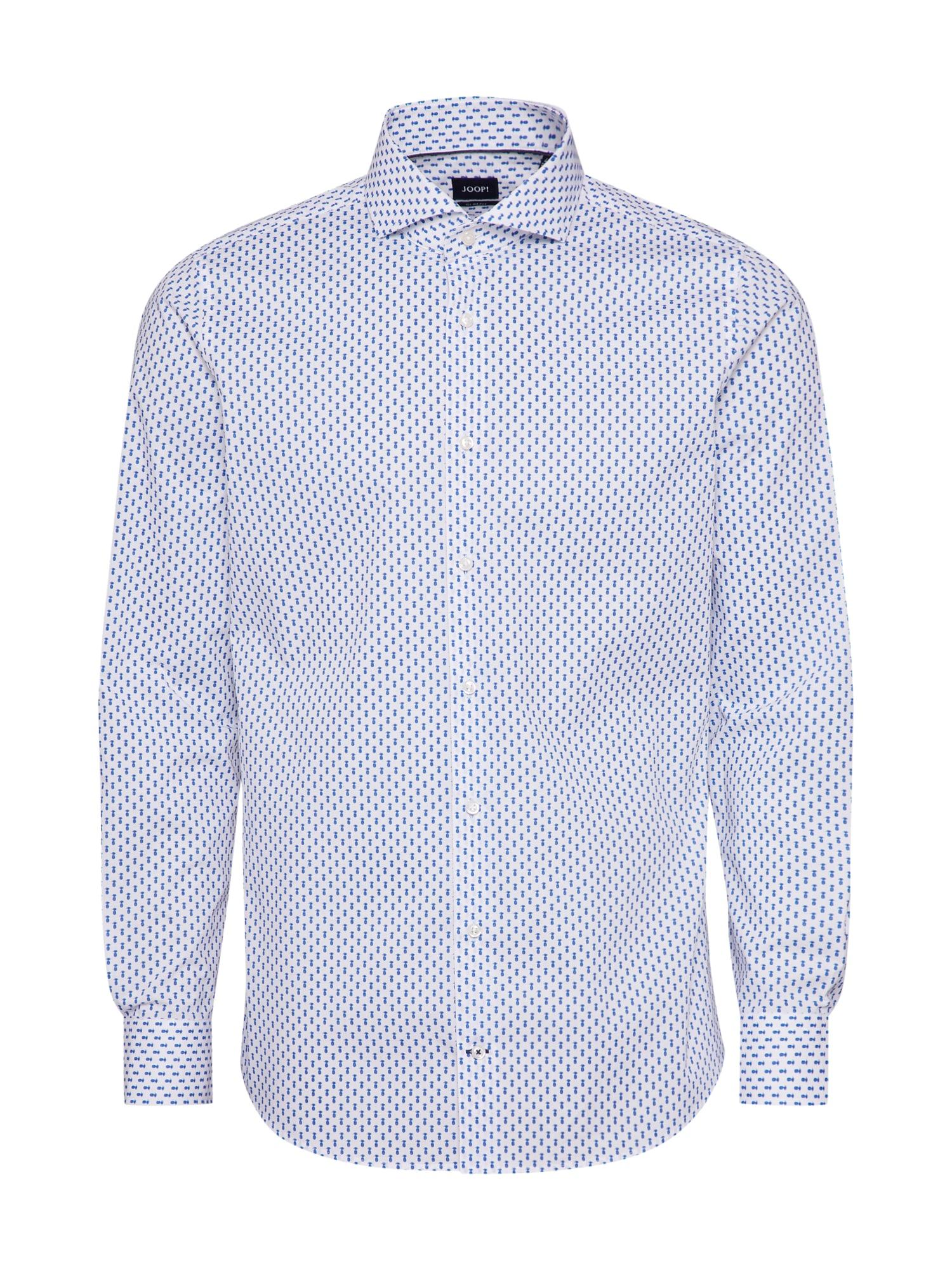 Košile Pajos modrá bílá JOOP!