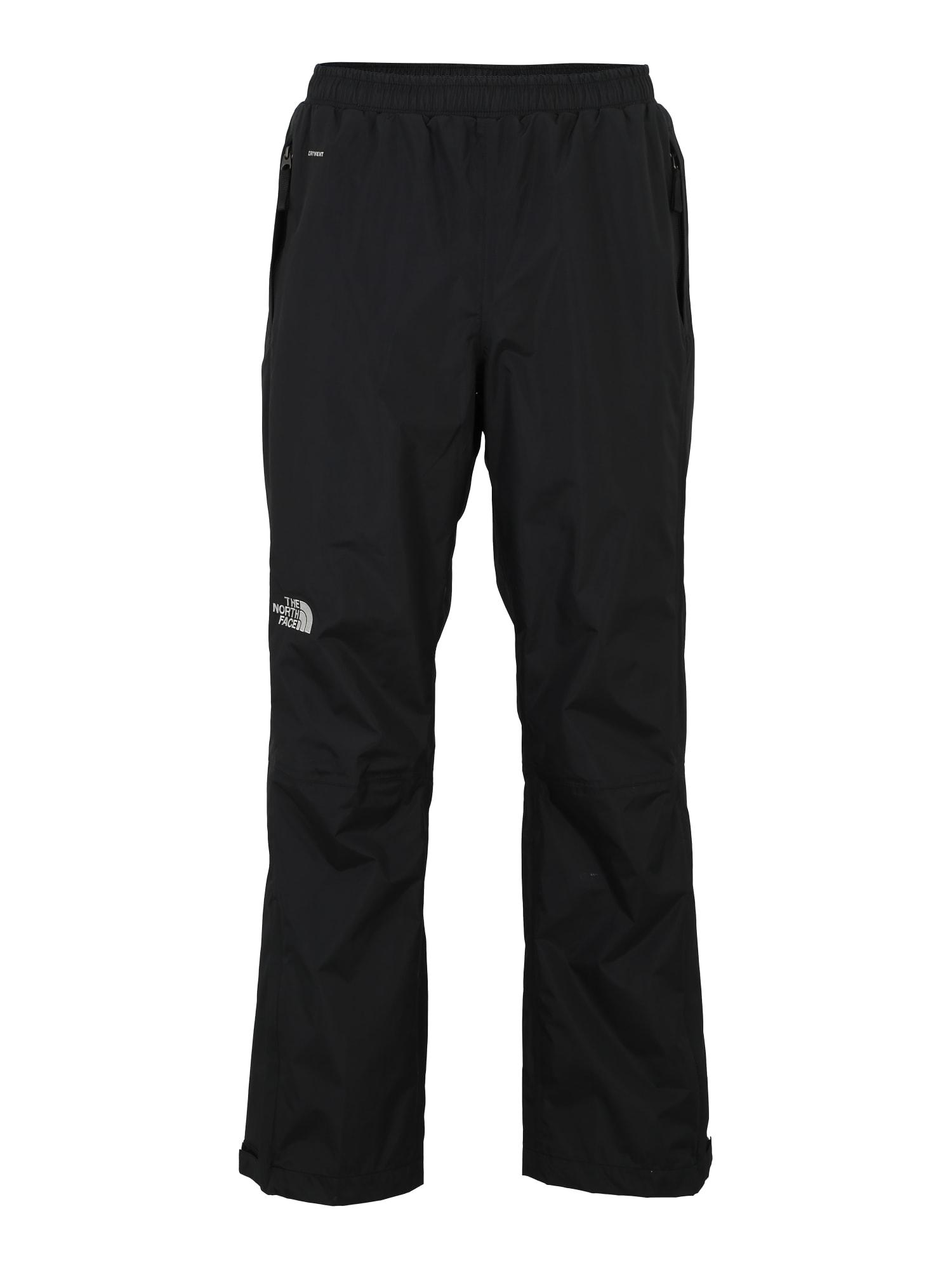 Outdoorové kalhoty Resolve černá THE NORTH FACE