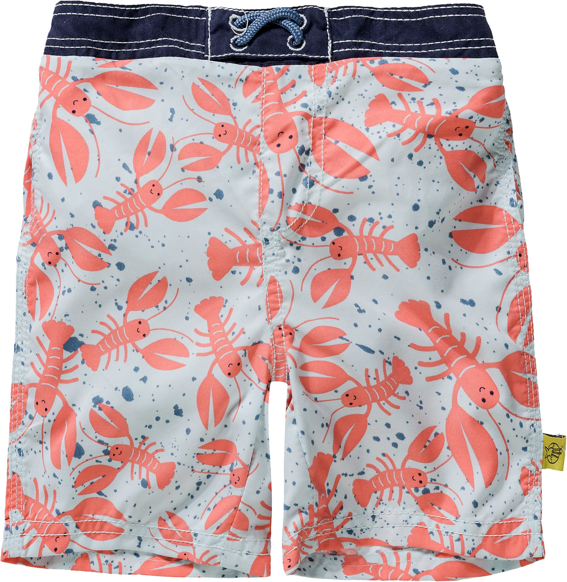 Miniboybademode - Board Shorts 'LOBSTER' - Onlineshop ABOUT YOU