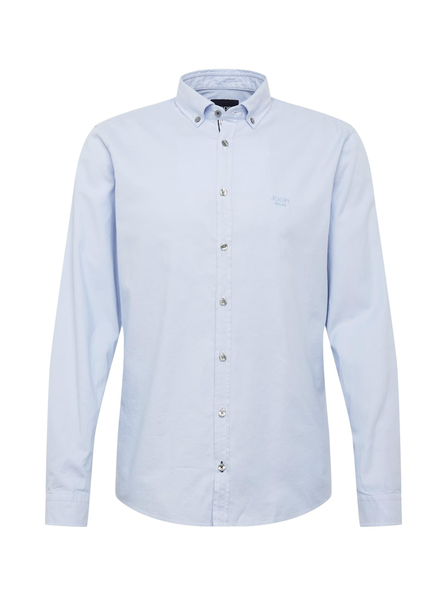 JOOP! Jeans Společenská košile '15 JJSH-40Haven-W'  modrá