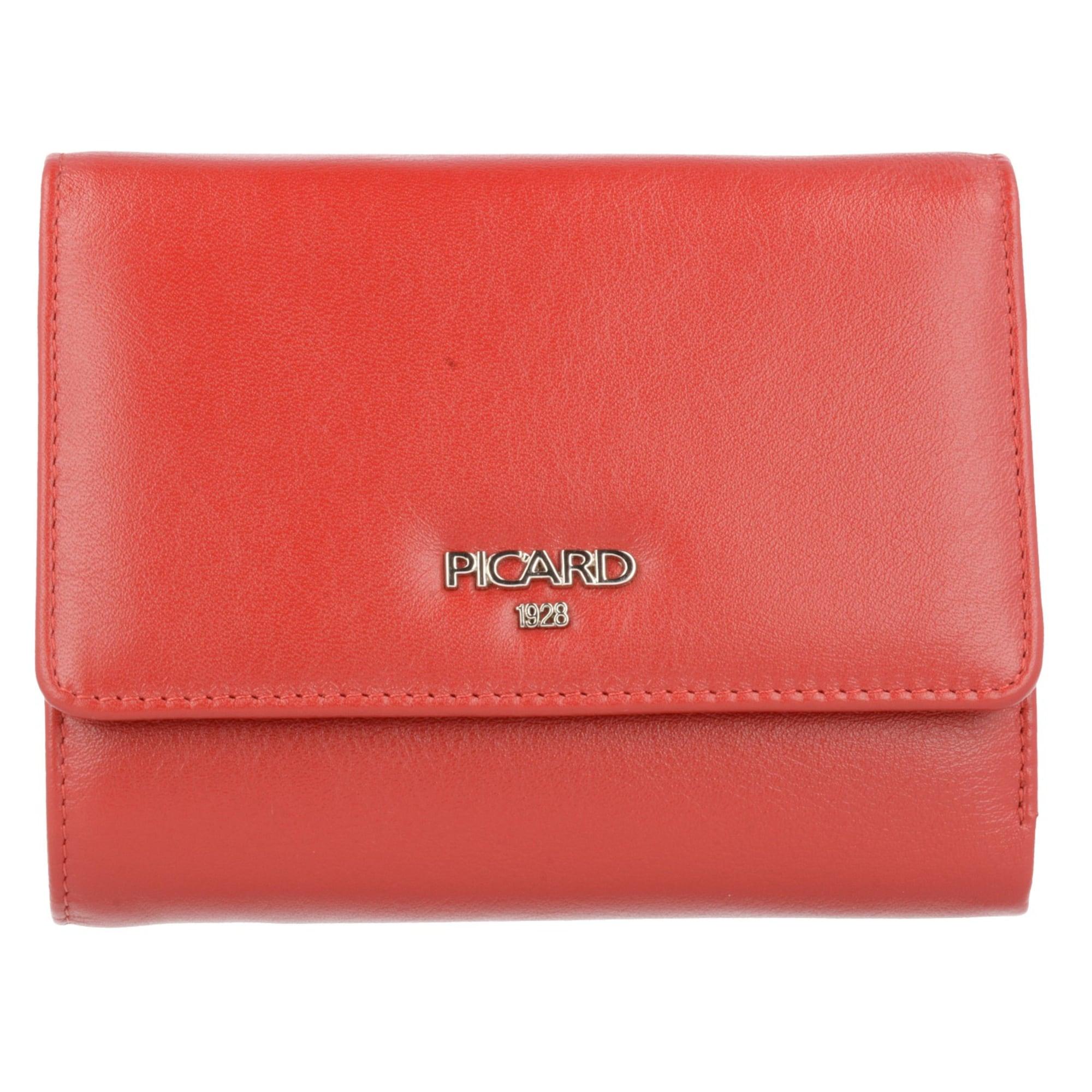 'Bingo' Geldbörse Damen Leder | Accessoires > Portemonnaies > Geldbörsen | Picard