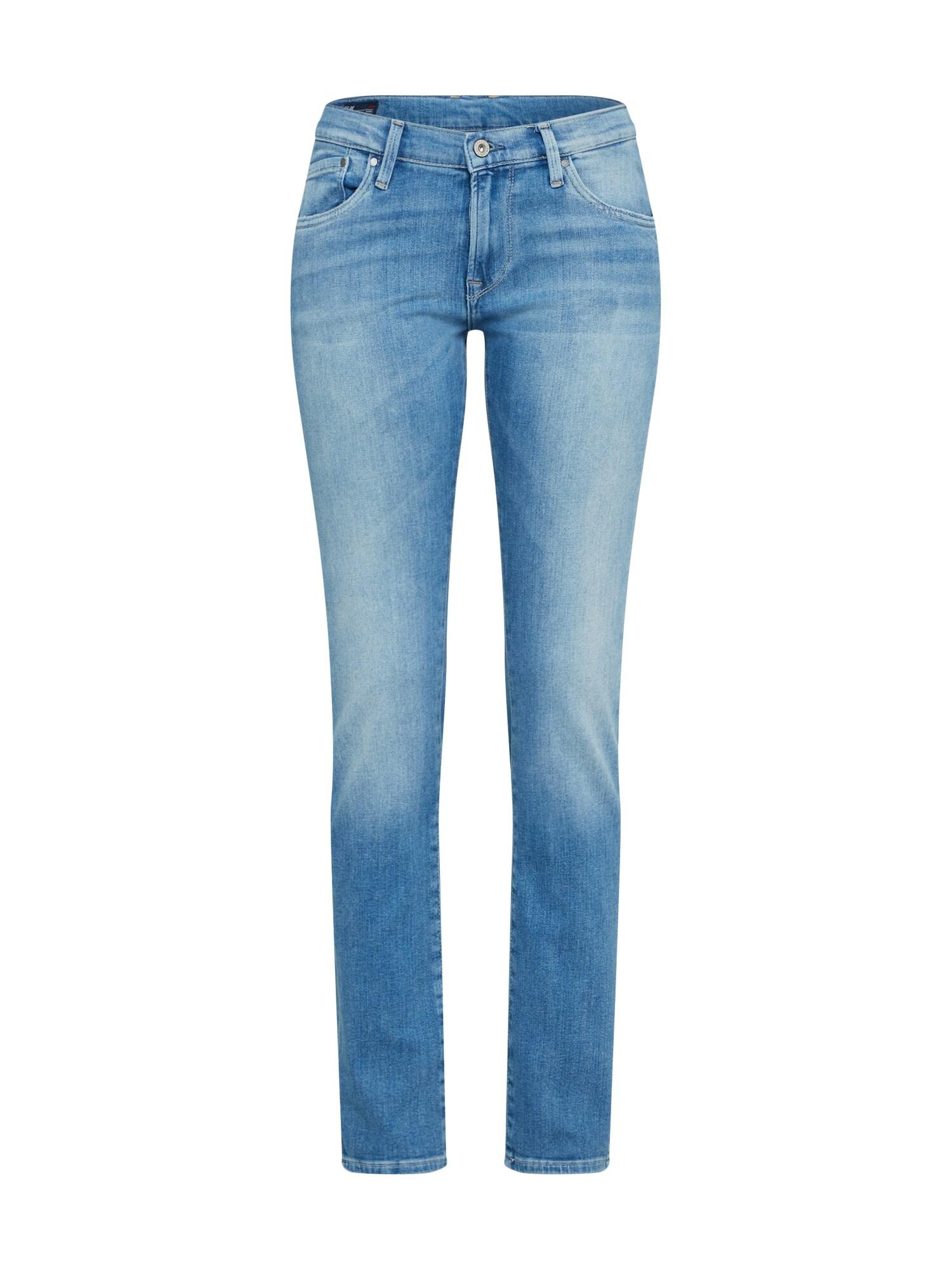 Džíny Victoria světlemodrá Pepe Jeans
