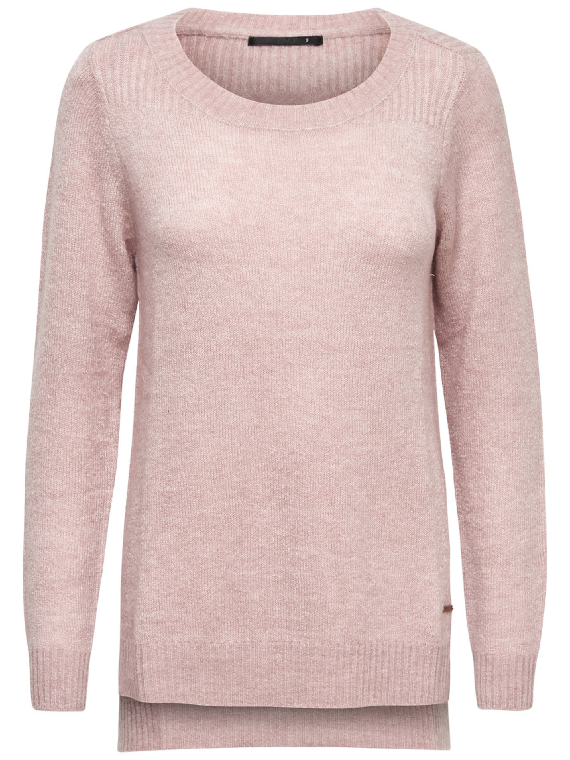 Strickpullover High-Low