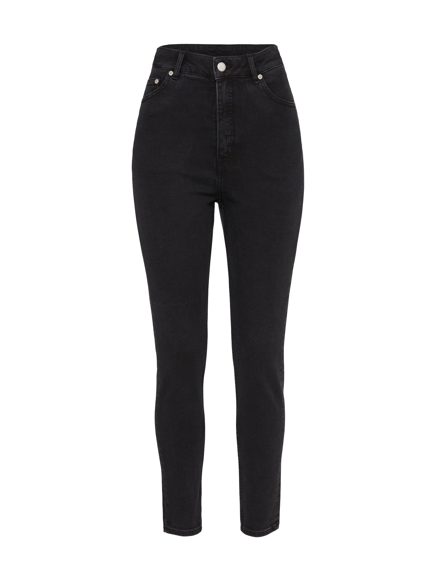 CHEAP MONDAY Dames Jeans Donna black denim