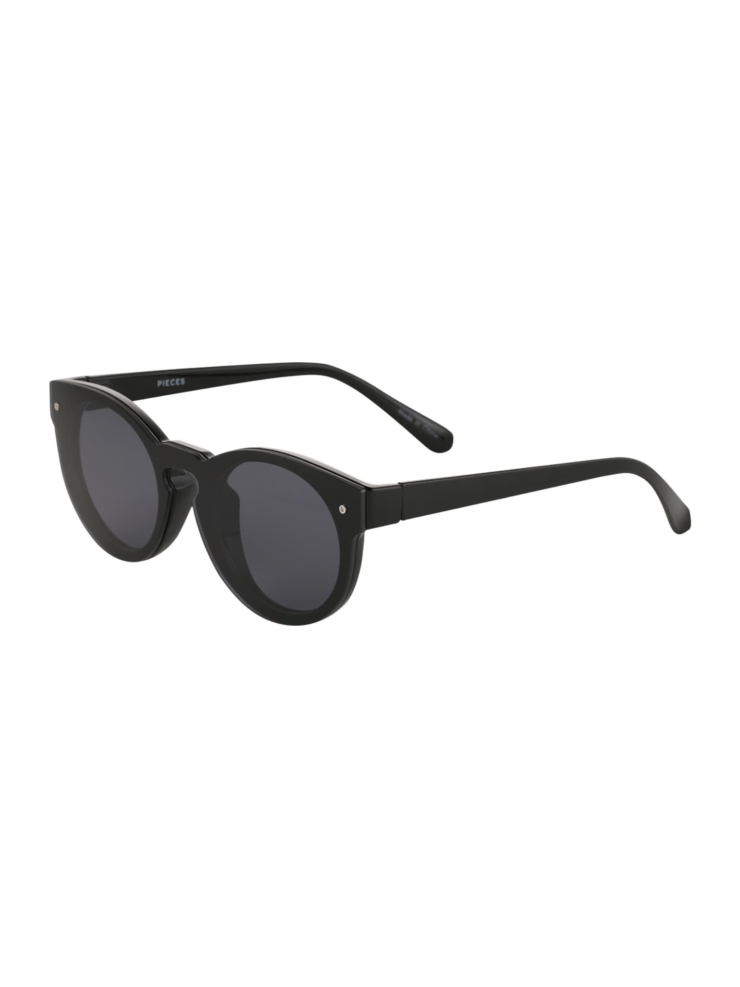 Sluneční brýle EMMA černá PIECES