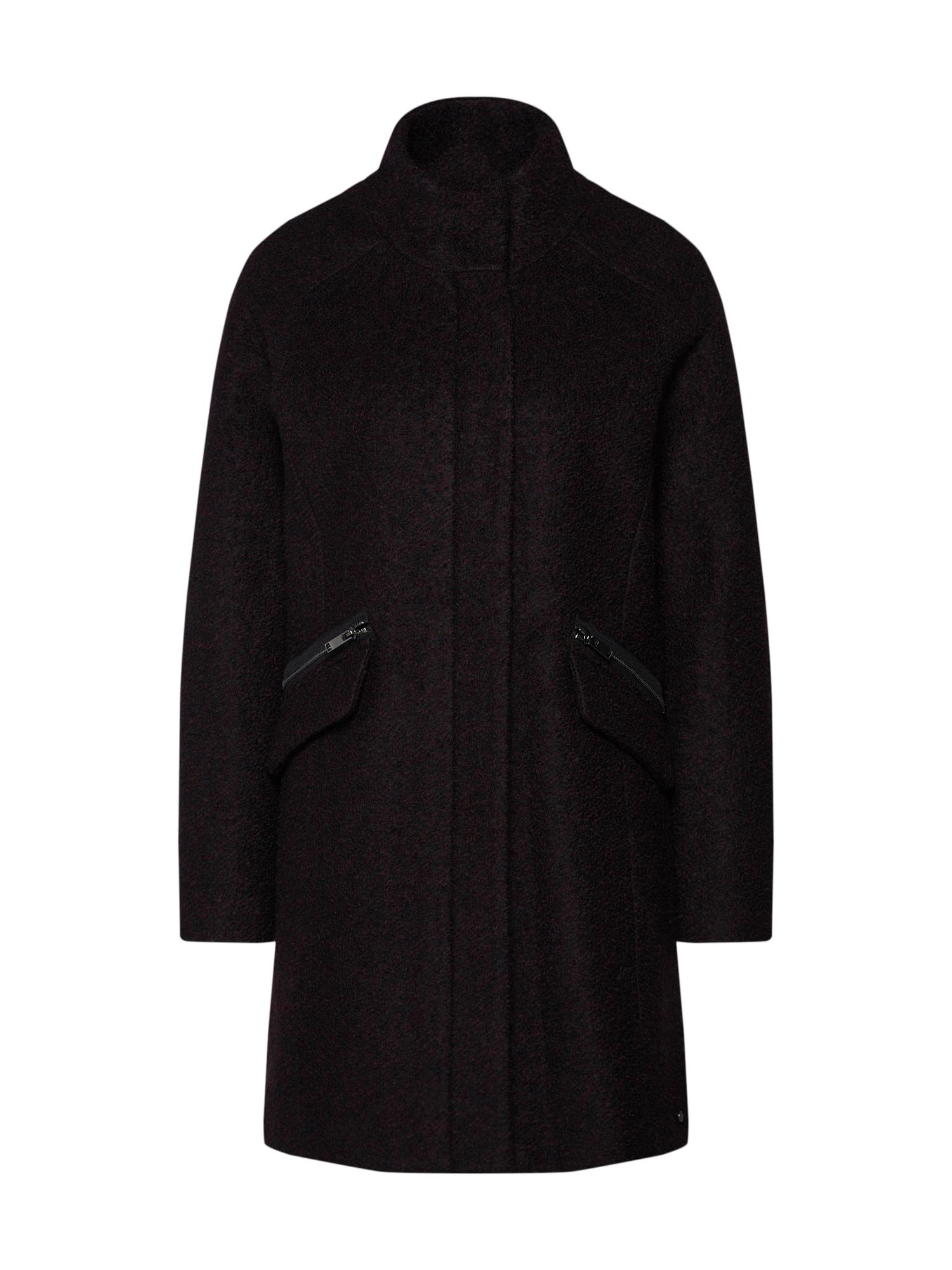 Přechodný kabát černá GREYSTONE