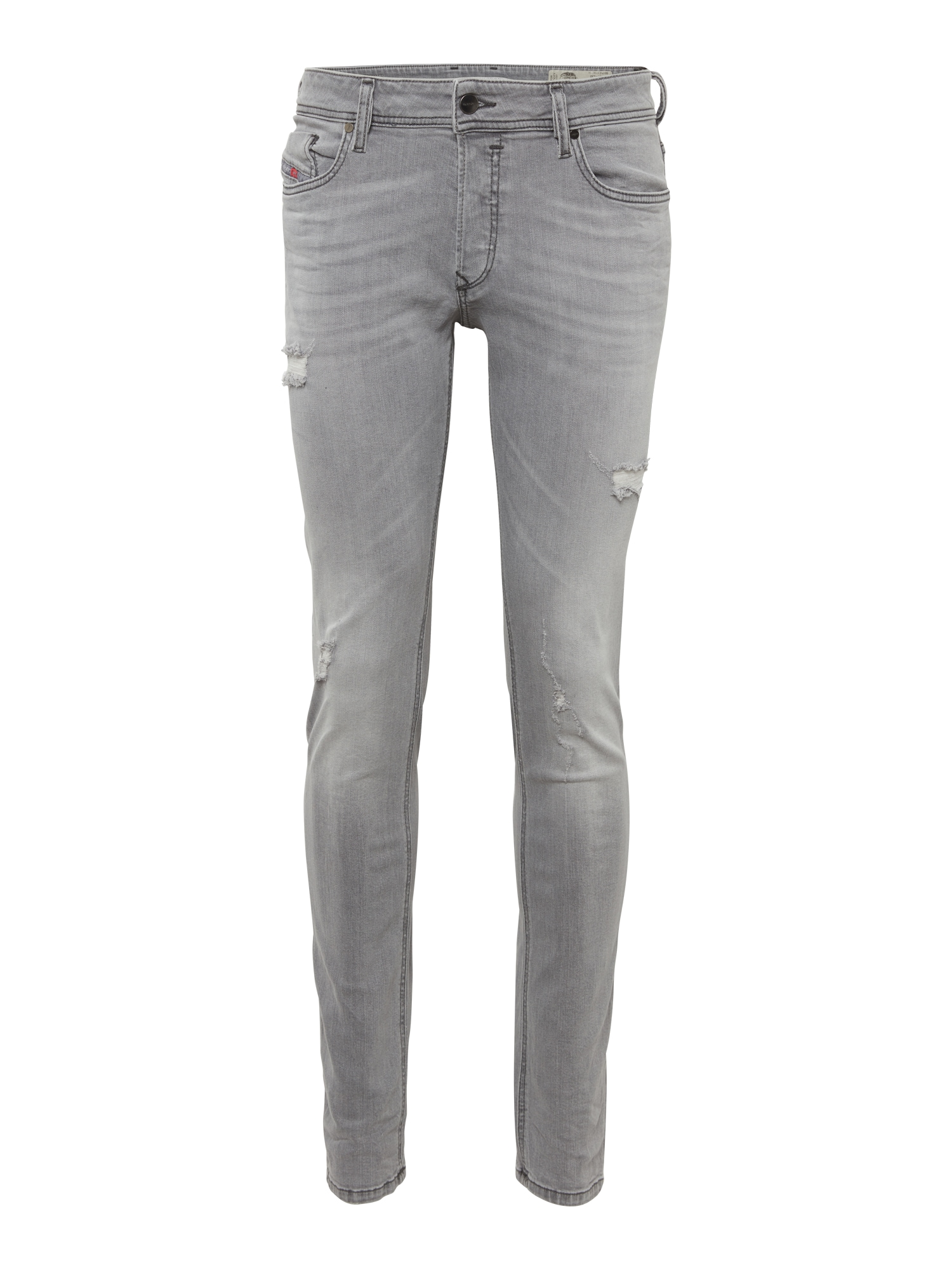 DIESEL Heren Jeans Sleenker grey denim