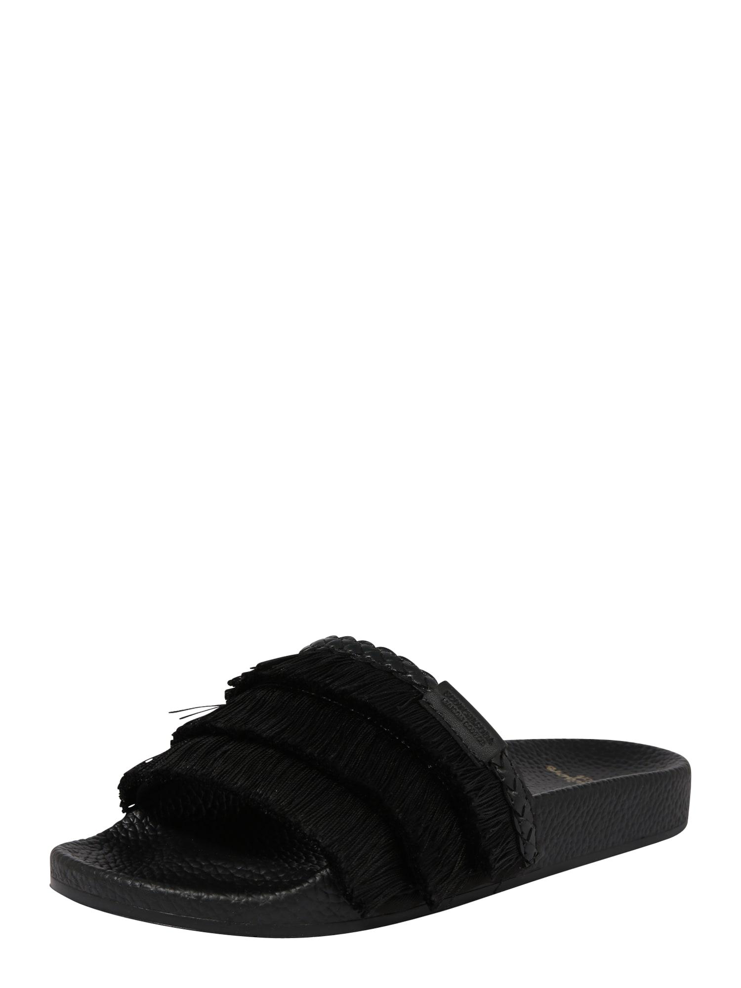 Pantofle Alie Sport černá SCOTCH & SODA