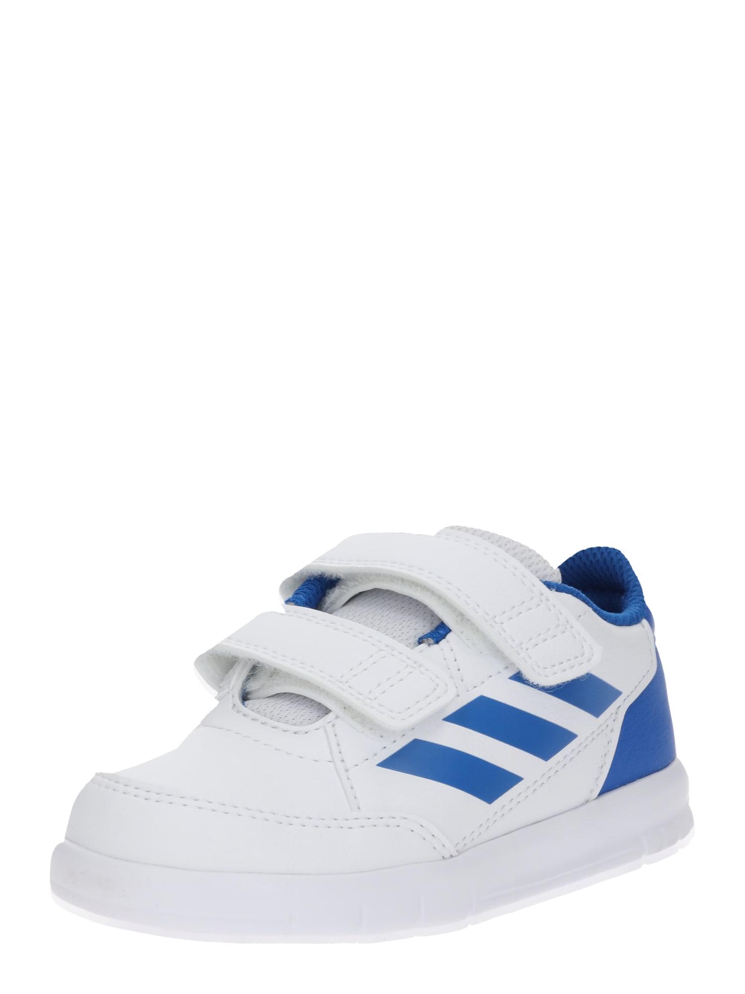 Sportovní boty AltaSport CF I modrá bílá ADIDAS PERFORMANCE