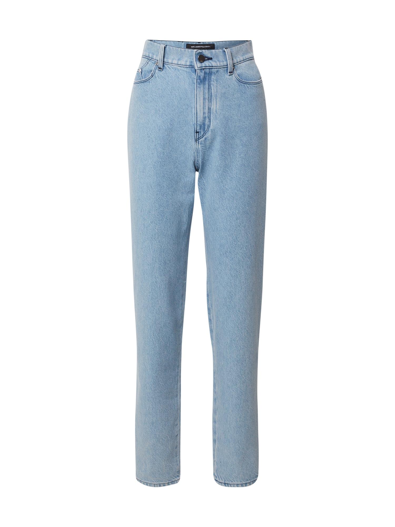 Karl Lagerfeld Denim Džíny 'WP0022'  modrá džínovina