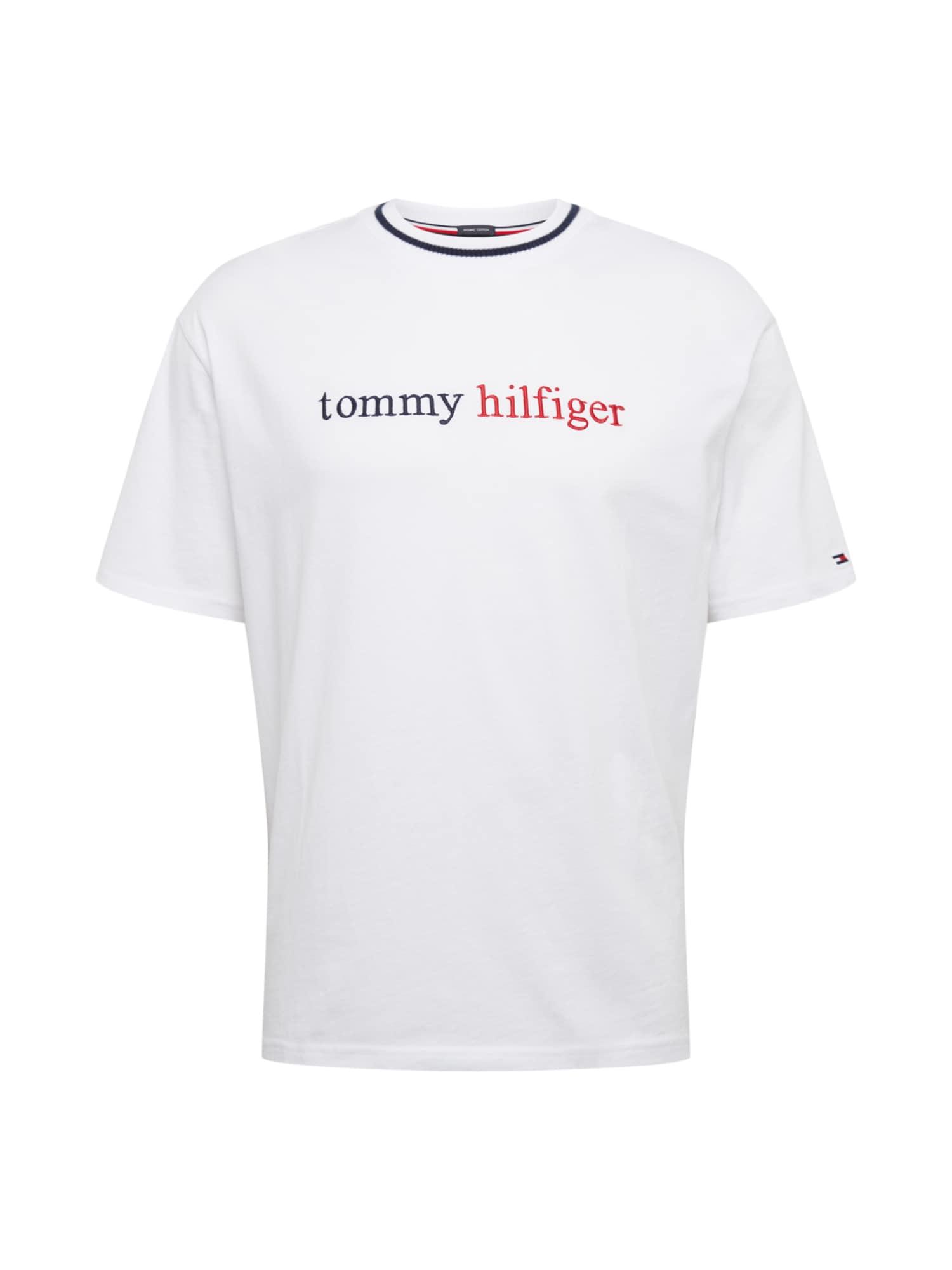 Tommy Hilfiger Underwear Tričko  bílá