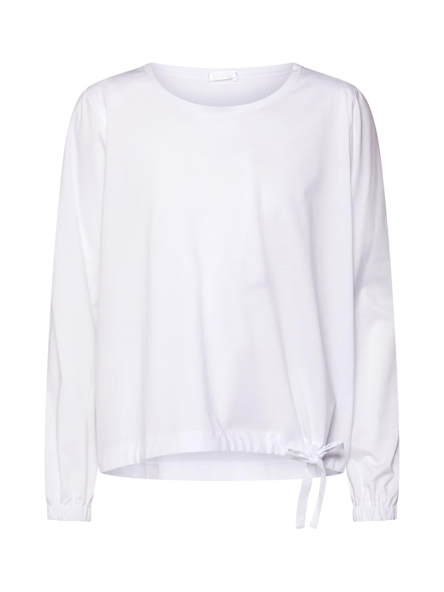 Tričko VREDA bílá DRYKORN