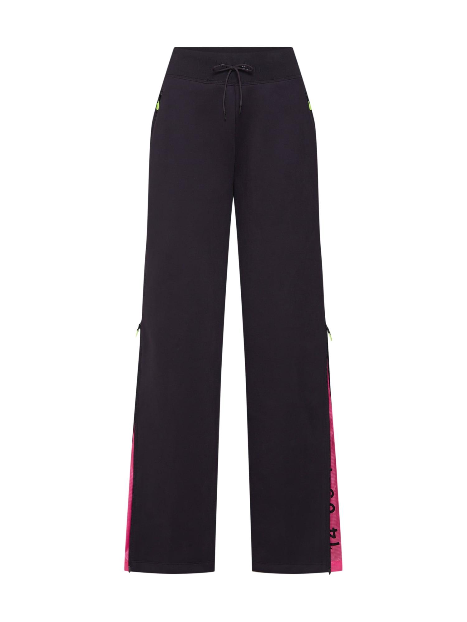 Kalhoty TCH PCK PANT FLC eosin černá Nike Sportswear
