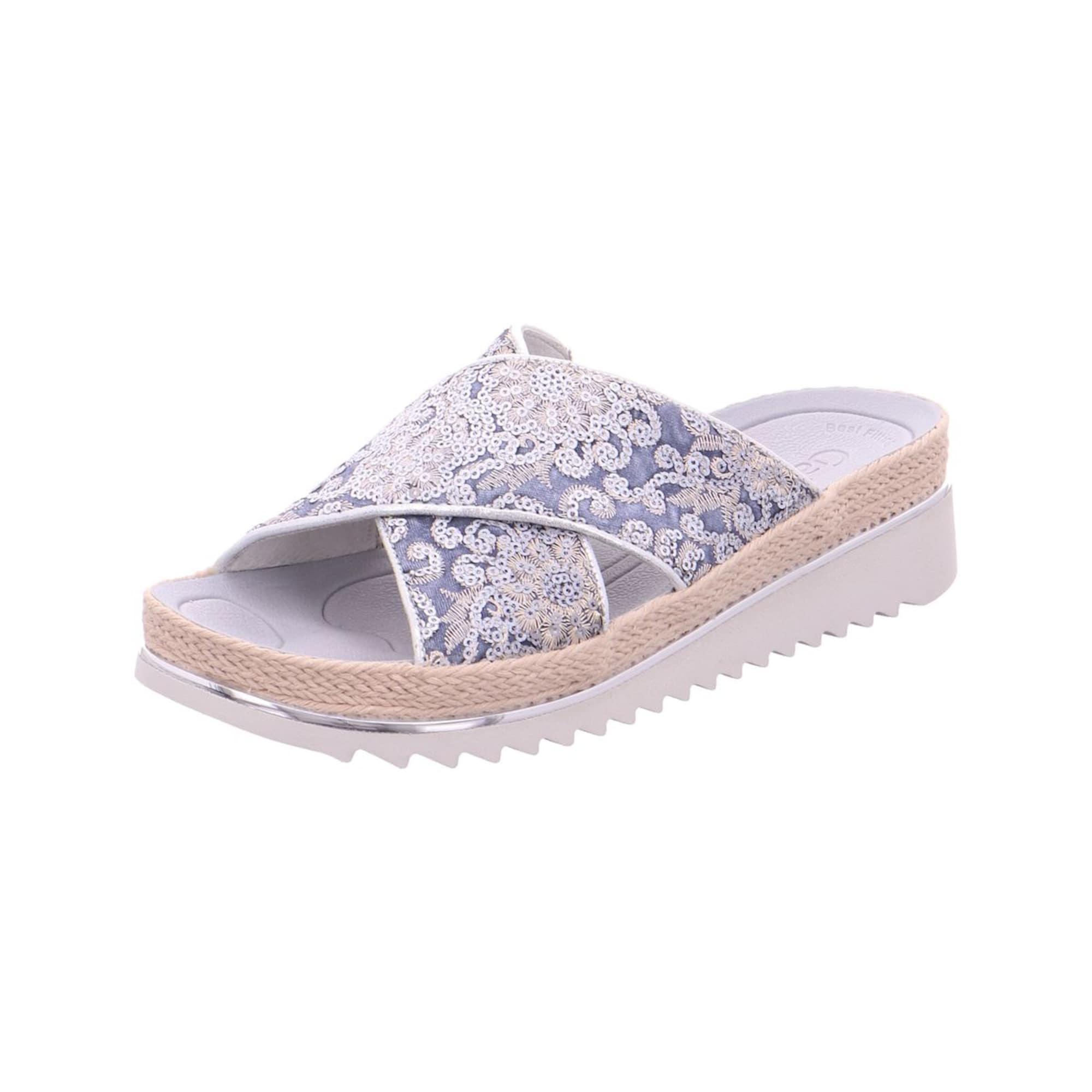 Pantoletten   Schuhe   Beige - Flieder   Gabor