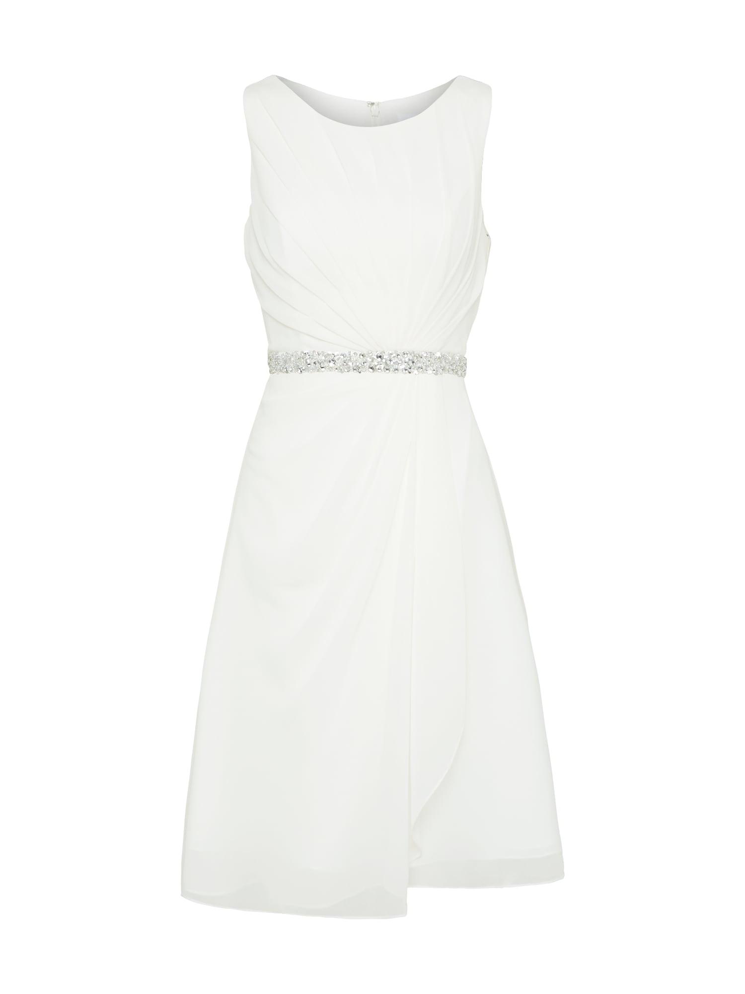 Mascara Sukienka koktajlowa  biały