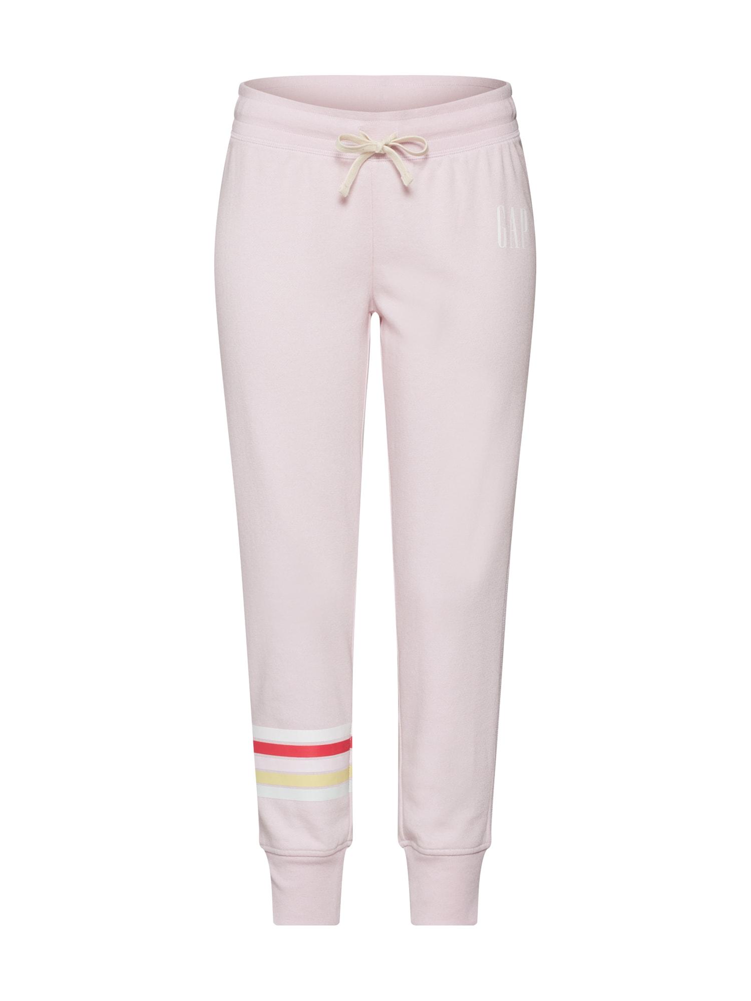 Kalhoty V- MULTI STR JGR pink GAP