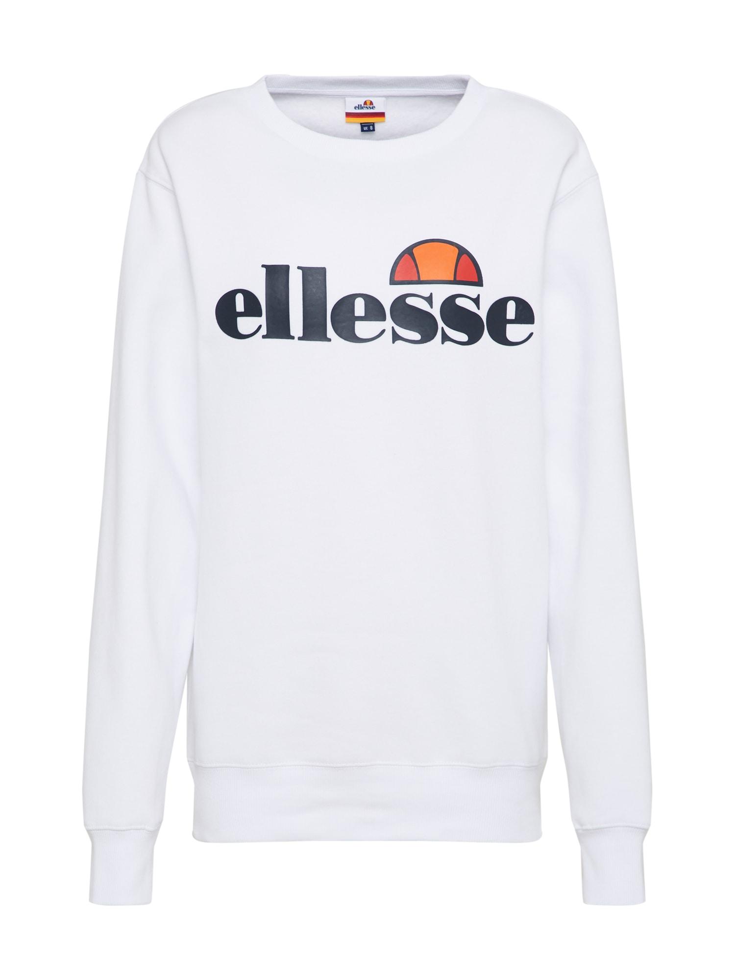 ELLESSE Dames Sweatshirt Agata wit