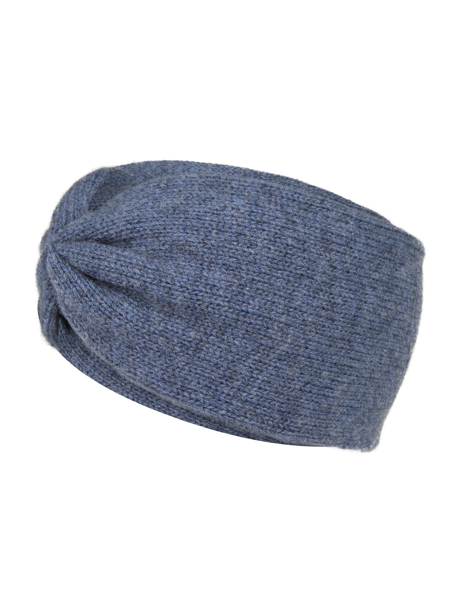 Čelenka chladná modrá Zwillingsherz