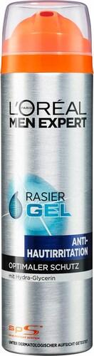 ´Hydra Energy Rasiergel Anti-Hautirritation´, Rasiergel/-schaum