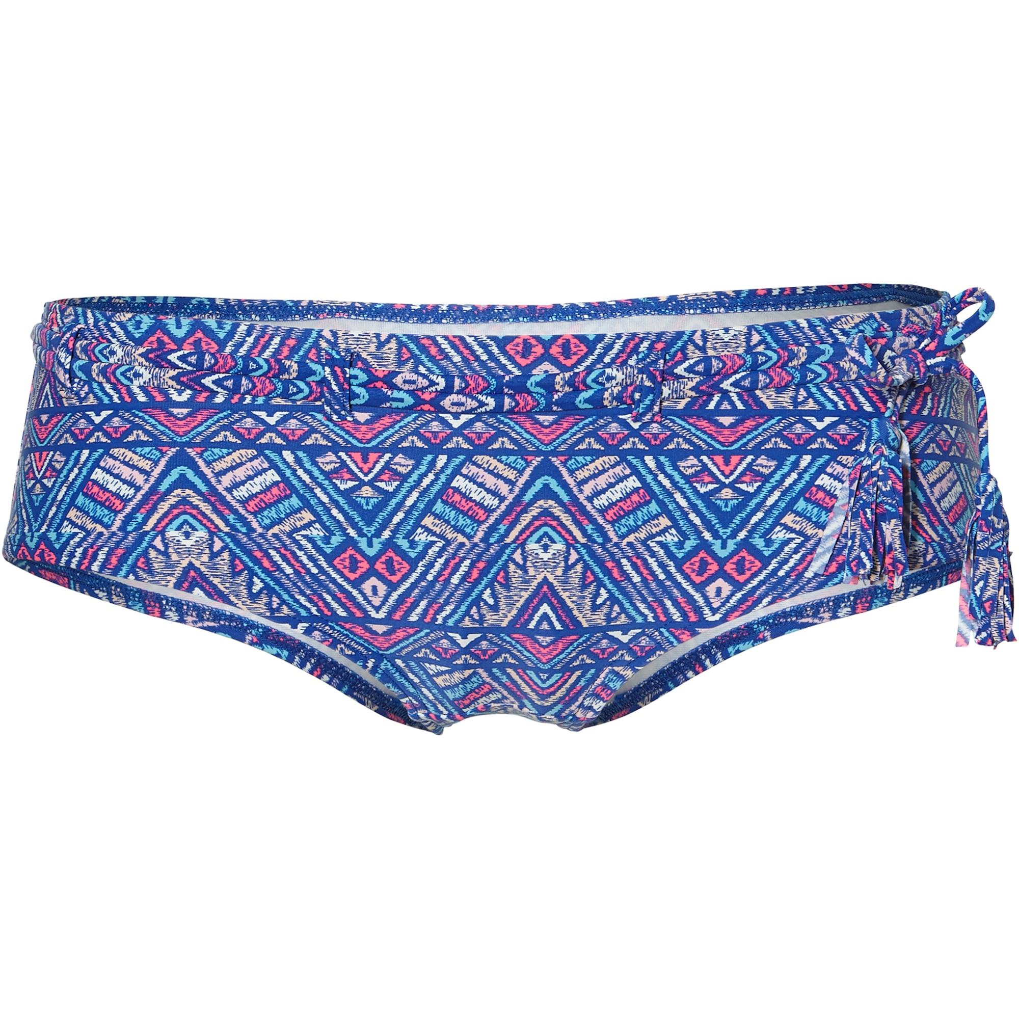 ONEILL Spodní díl plavek PW PRINT SHORTY BOTTOM  modrá  pink O'NEILL