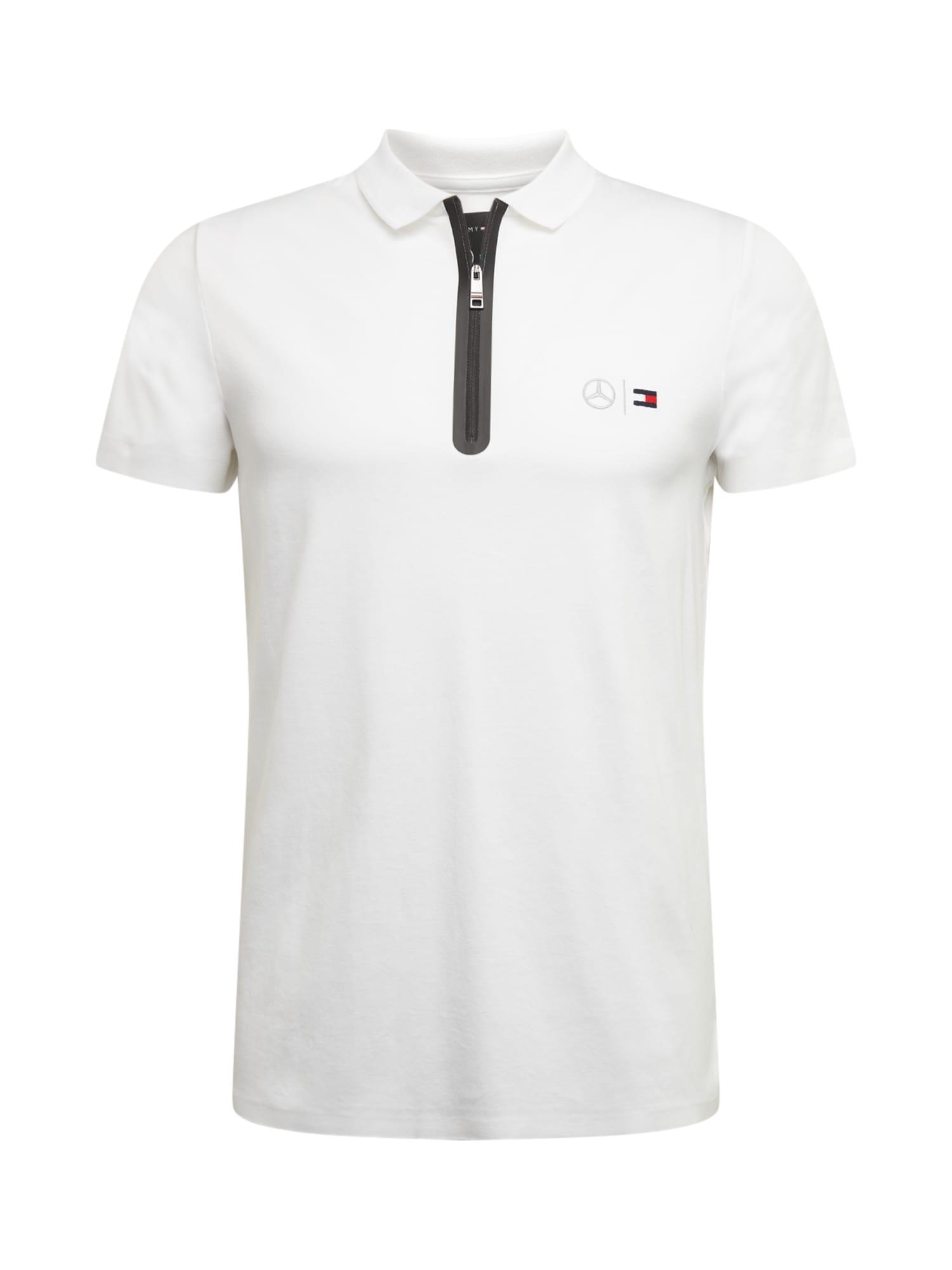 Tommy Hilfiger Tailored Tričko  bílá