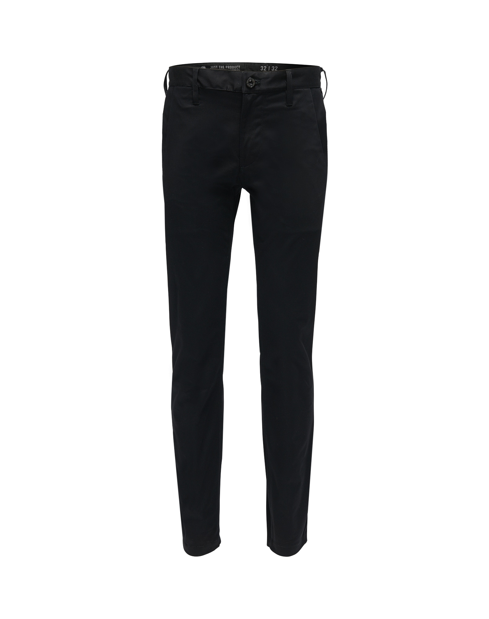 G-STAR RAW Heren Chino Bronson Slim zwart