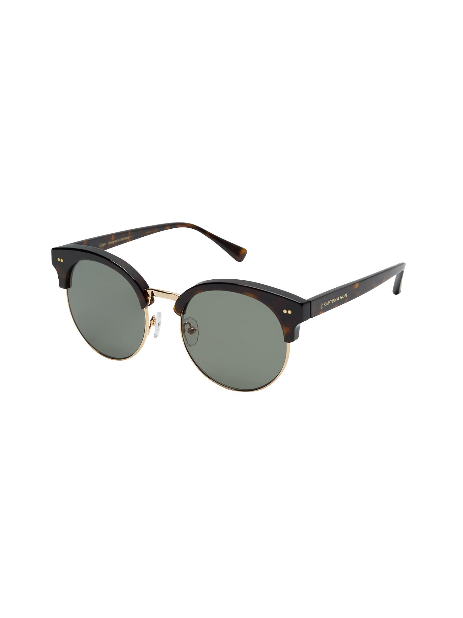 Sluneční brýle Capri hnědá Kapten & Son