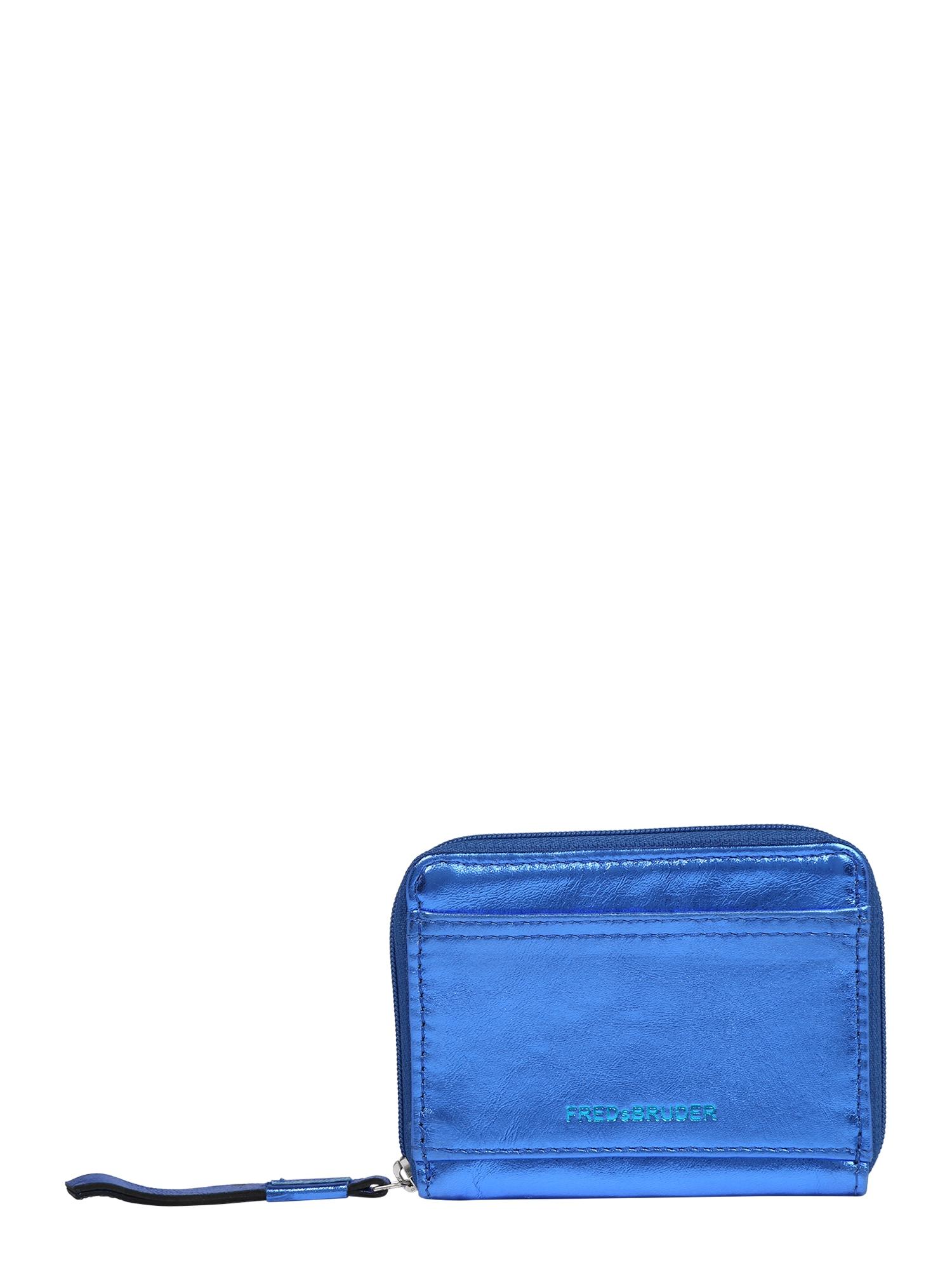Peněženka Coin Pocket modrá FREDsBRUDER