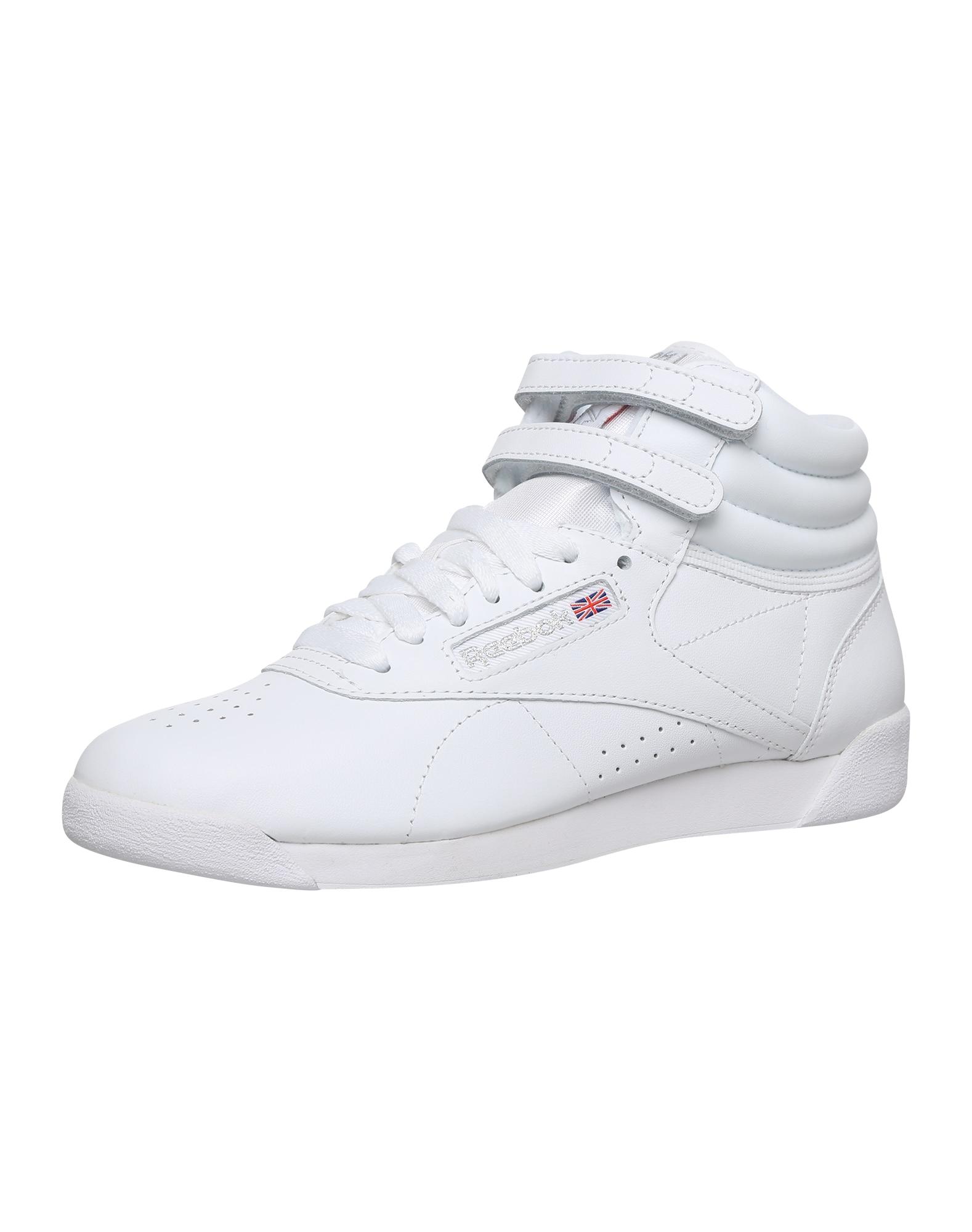 Kotníkové tenisky bílá Reebok Classic