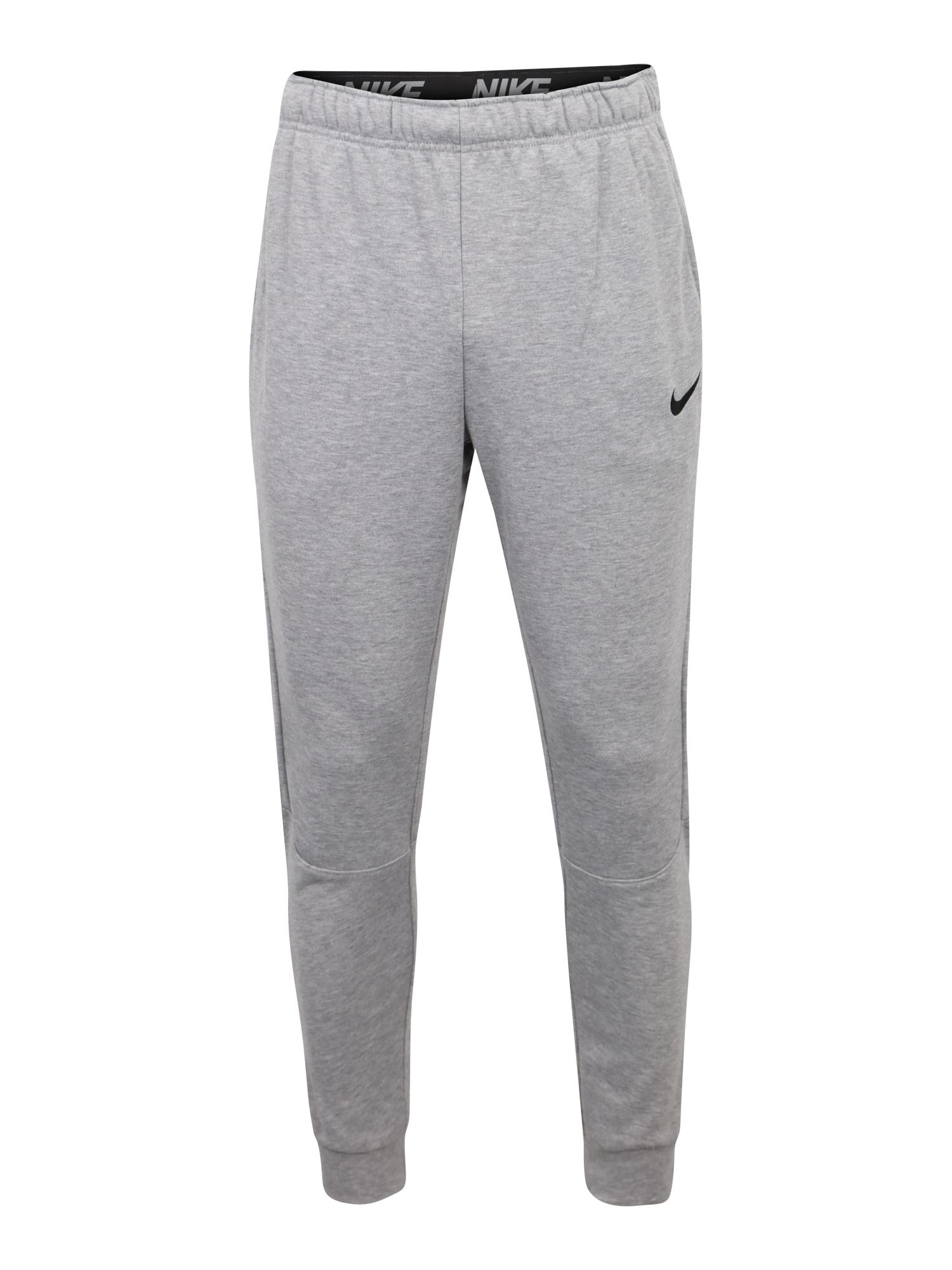 Sportovní kalhoty šedá NIKE