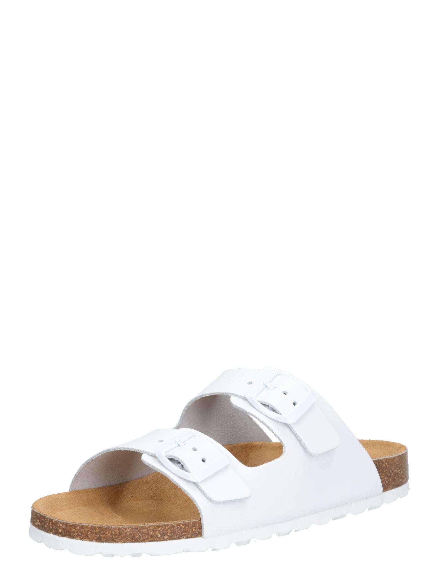 Pantofle Ravi bílá ONLY