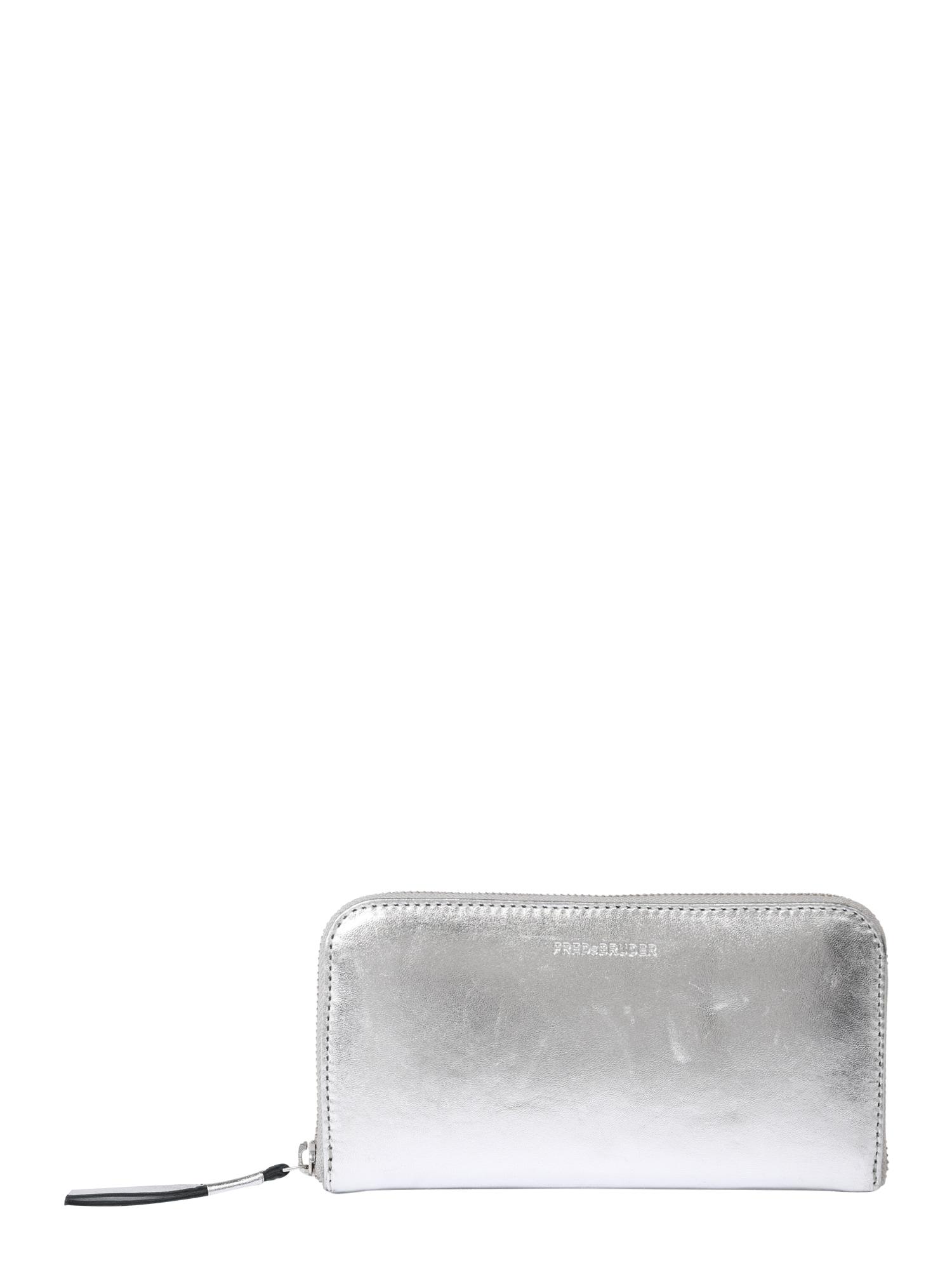 Peněženka Wallet Tawny stříbrná FREDsBRUDER