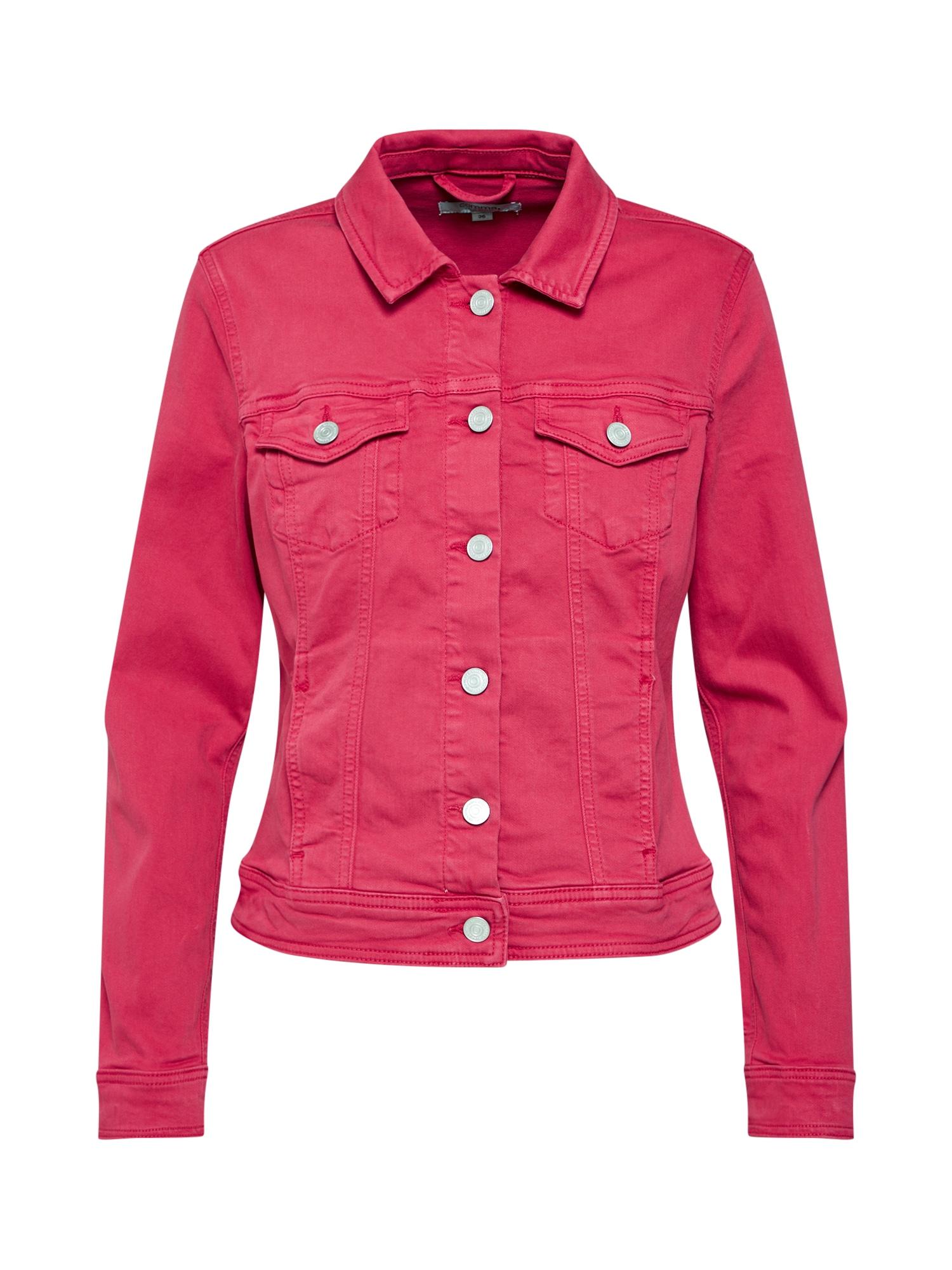 Přechodná bunda pink COMMA