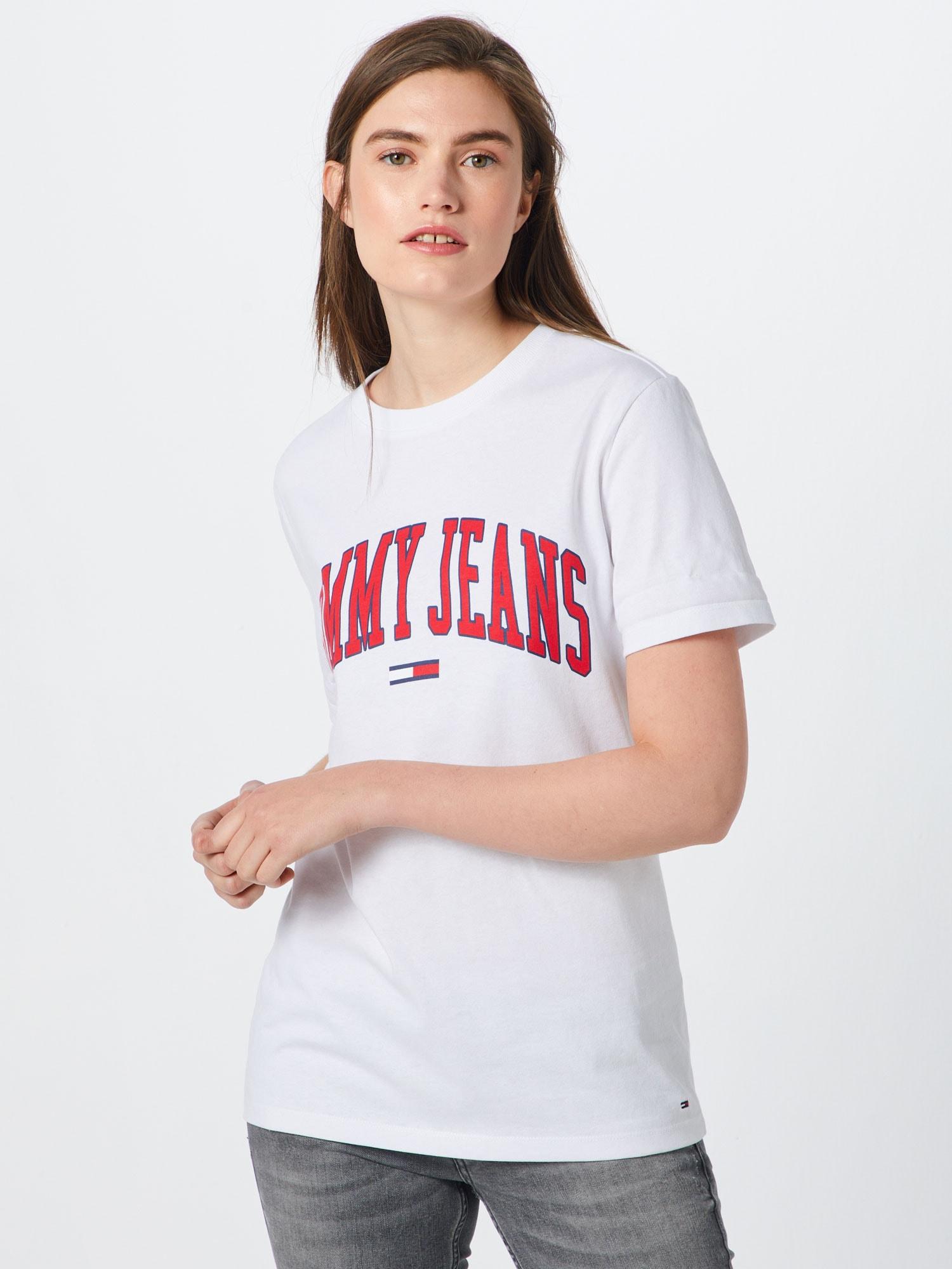 Oversized shirt 'TJW COLLEGIATE LOGO TEE'
