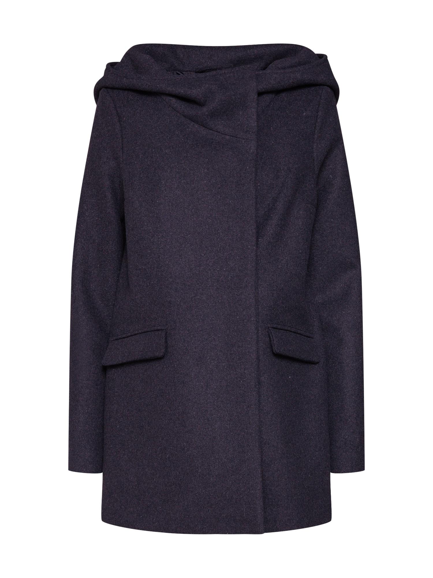 Zimní kabát antracitová Review