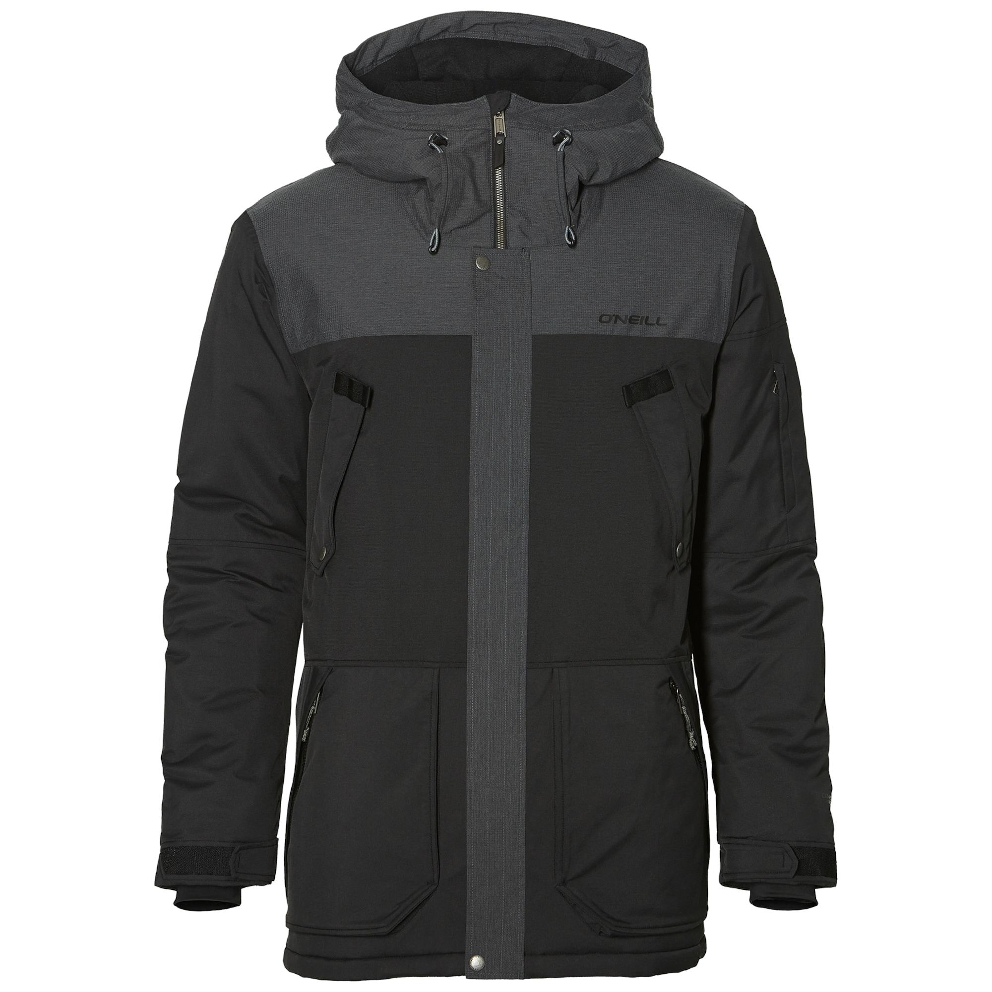 ONEILL Sportovní bunda PM Hybrid Explorer tmavě šedá černá O'NEILL