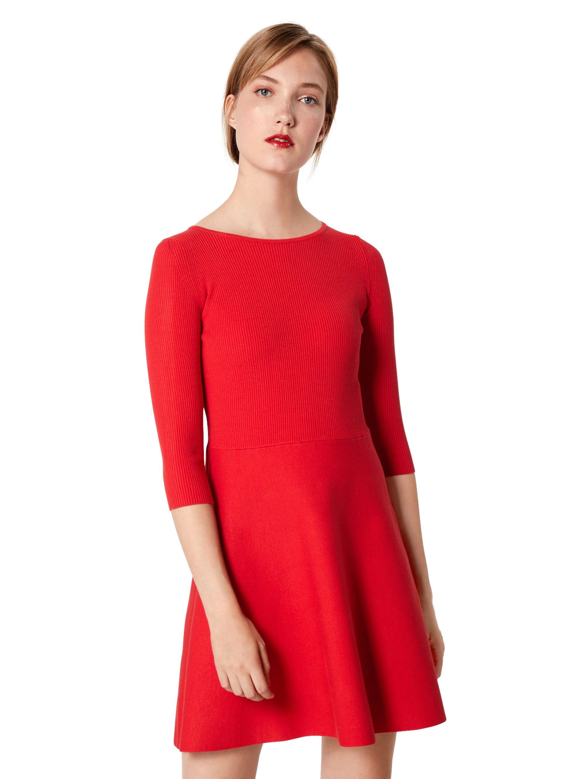 MAX&Co. Sukienka 'Corinne'  czerwony