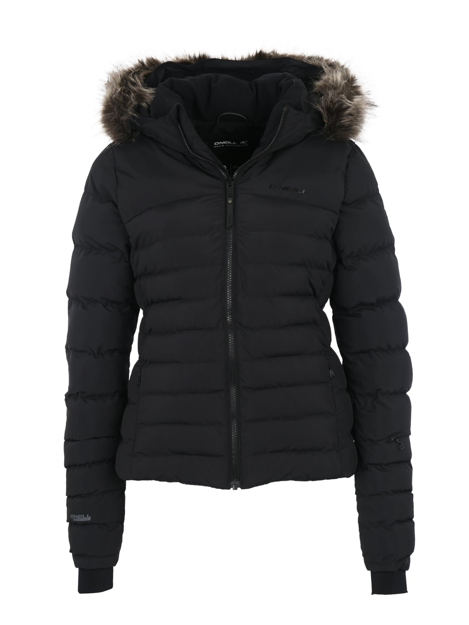 ONEILL Sportovní bunda Phase černá O'NEILL