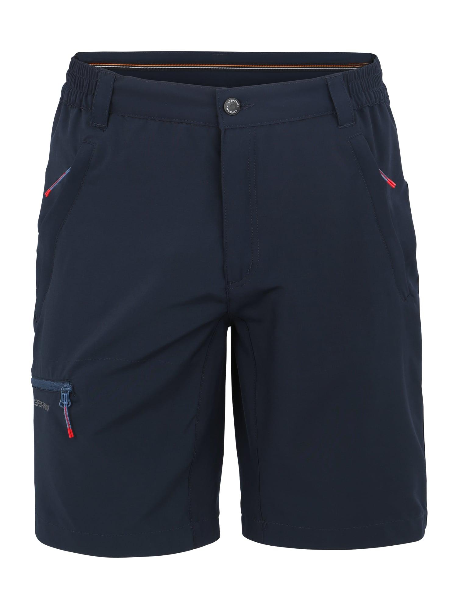 Sportovní kalhoty MEDWIN námořnická modř ICEPEAK